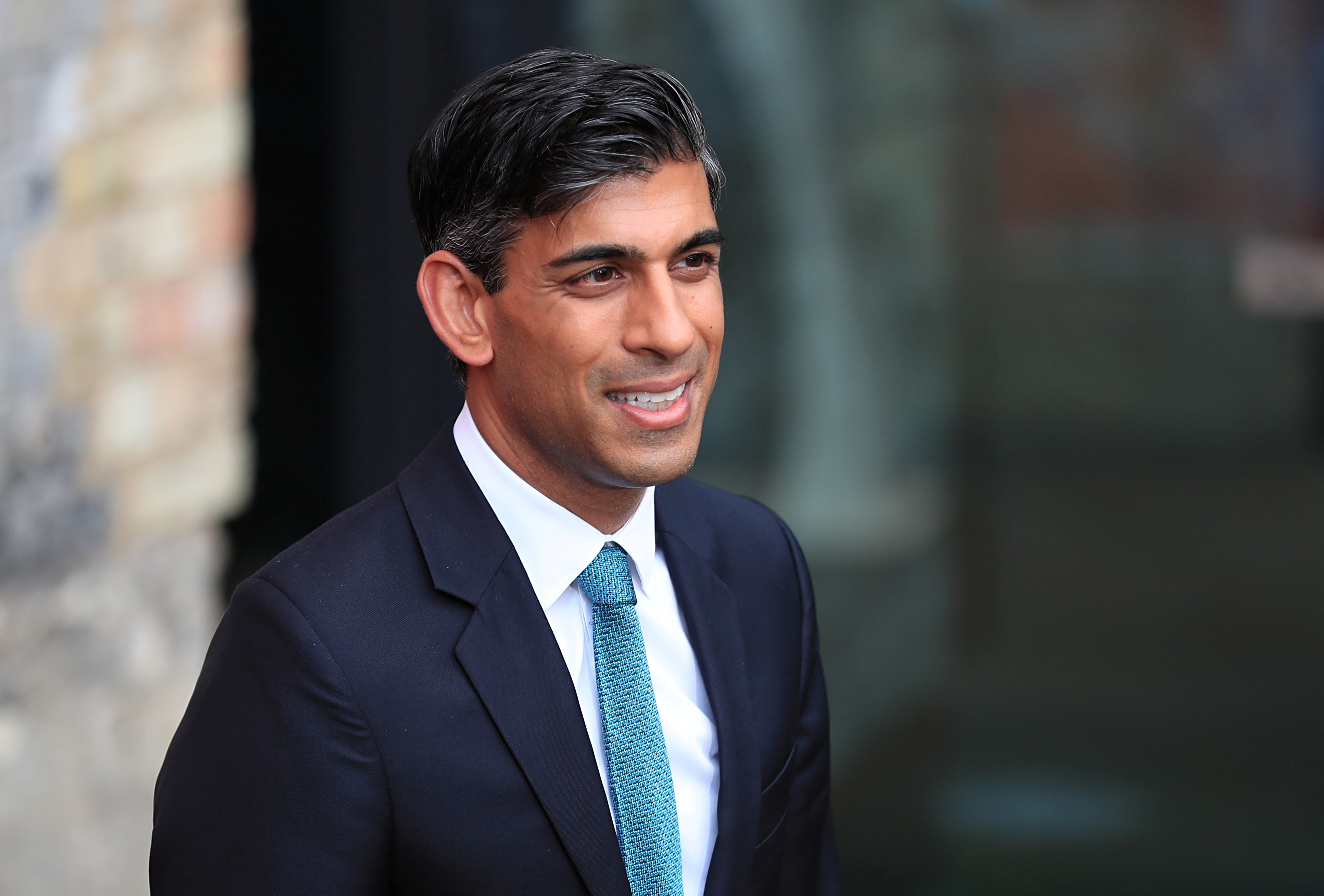 Britain's Chancellor of the Exchequer Rishi Sunak arrives at The Sun's Who Cares Wins Awards in London, Britain September 14, 2021. REUTERS/May James NO RESALES. NO ARCHIVES