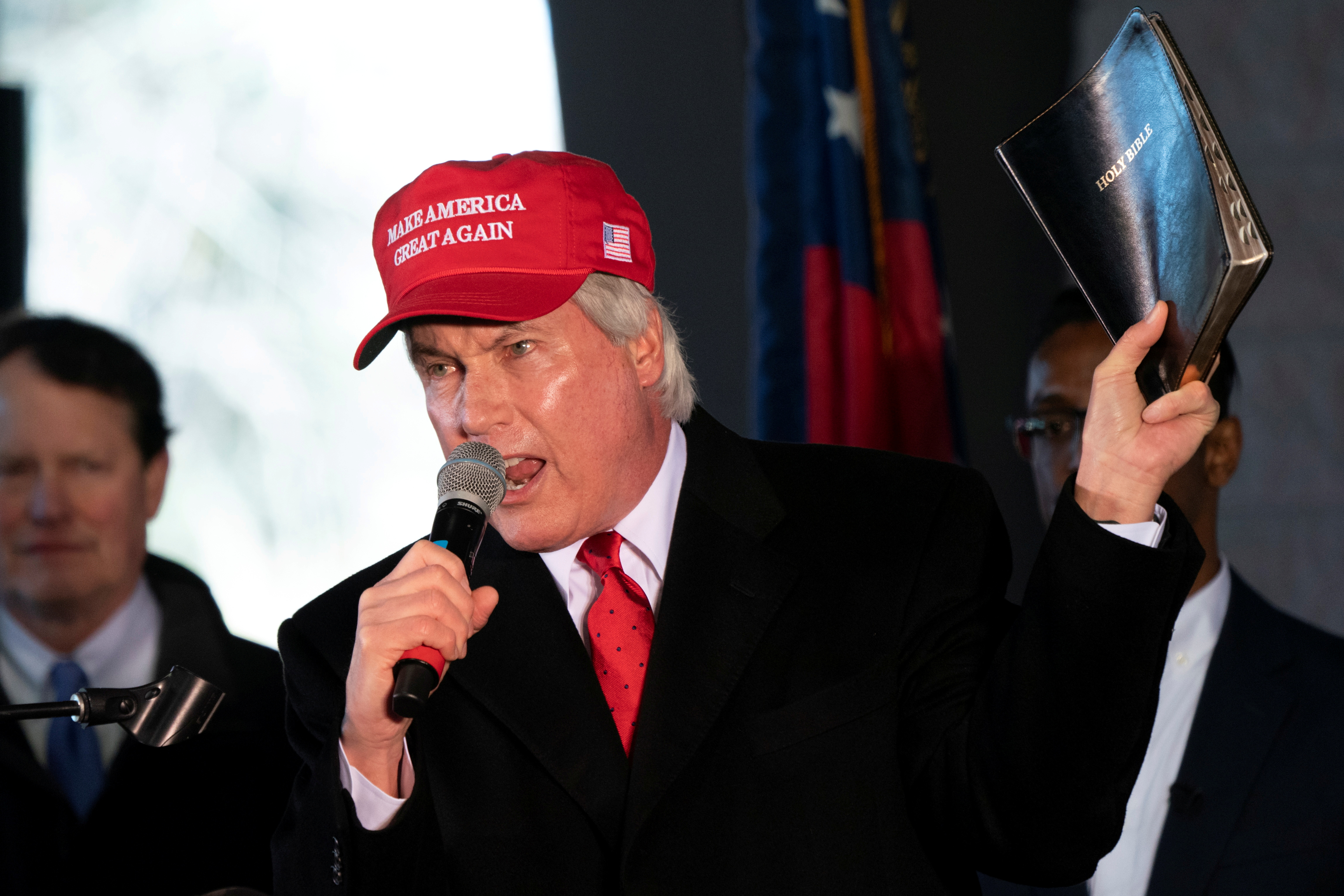Pro-Trump lawyer Lin Wood puts license in jeopardy by refusing mental  health evaluation | Reuters