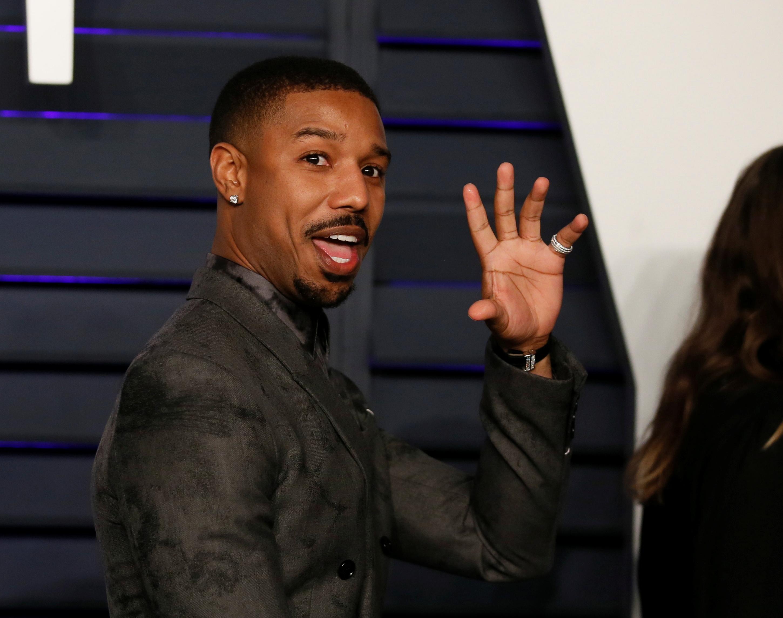 91st Academy Awards – Vanity Fair – Beverly Hills, California, U.S., February 24, 2019 – Michael B. Jordan REUTERS/Danny Moloshok/File Photo