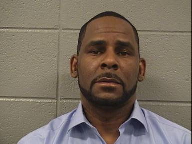 Singer Robert Kelly, known as R. Kelly, is pictured in Chicago, Illinois, U.S., in this March 6, 2019 handout booking photo. Cook County Sheriff's Office/Handout via REUTERS