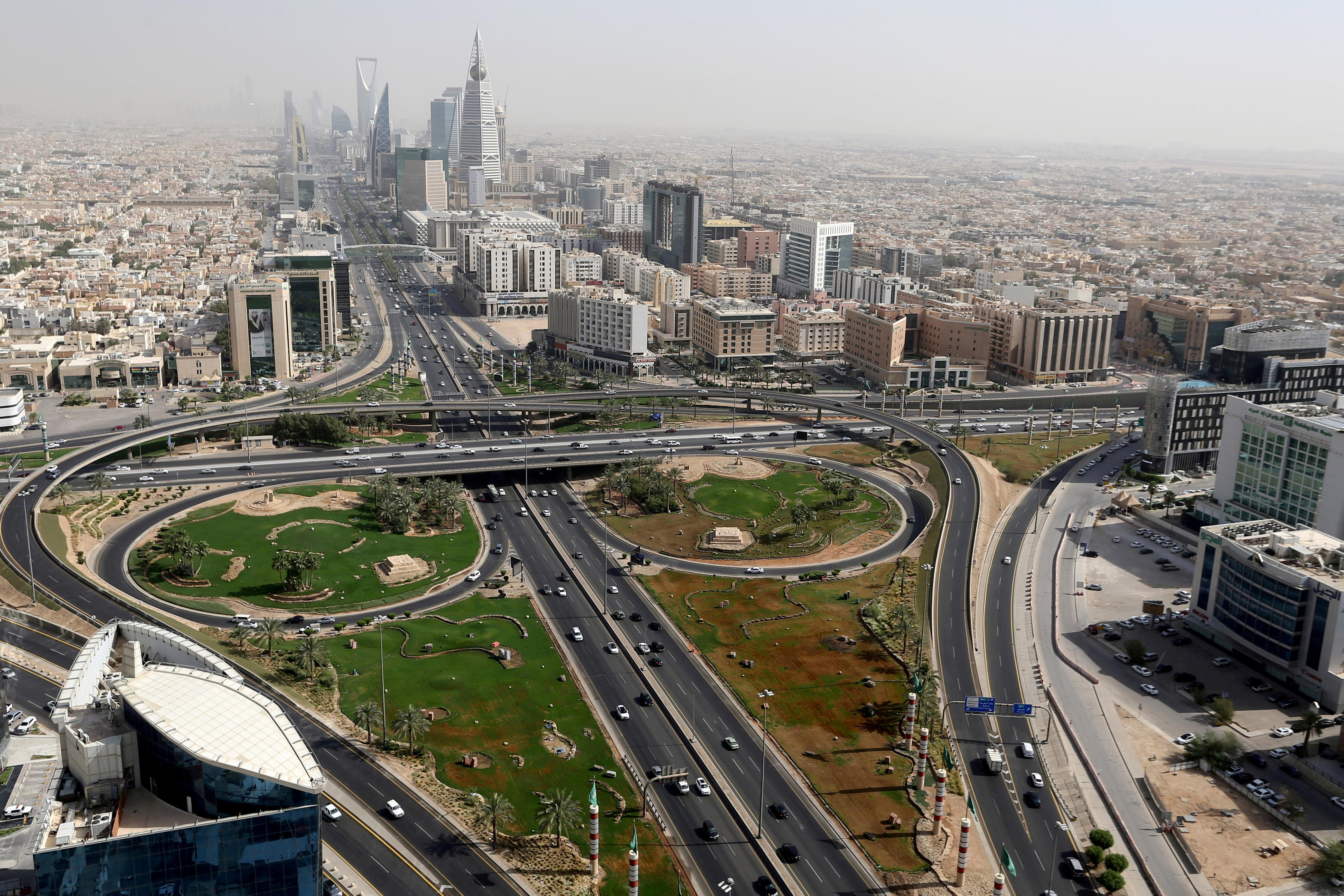 General view in Riyadh, Saudi Arabia, June 21 2020. REUTERS/Ahmed Yosri