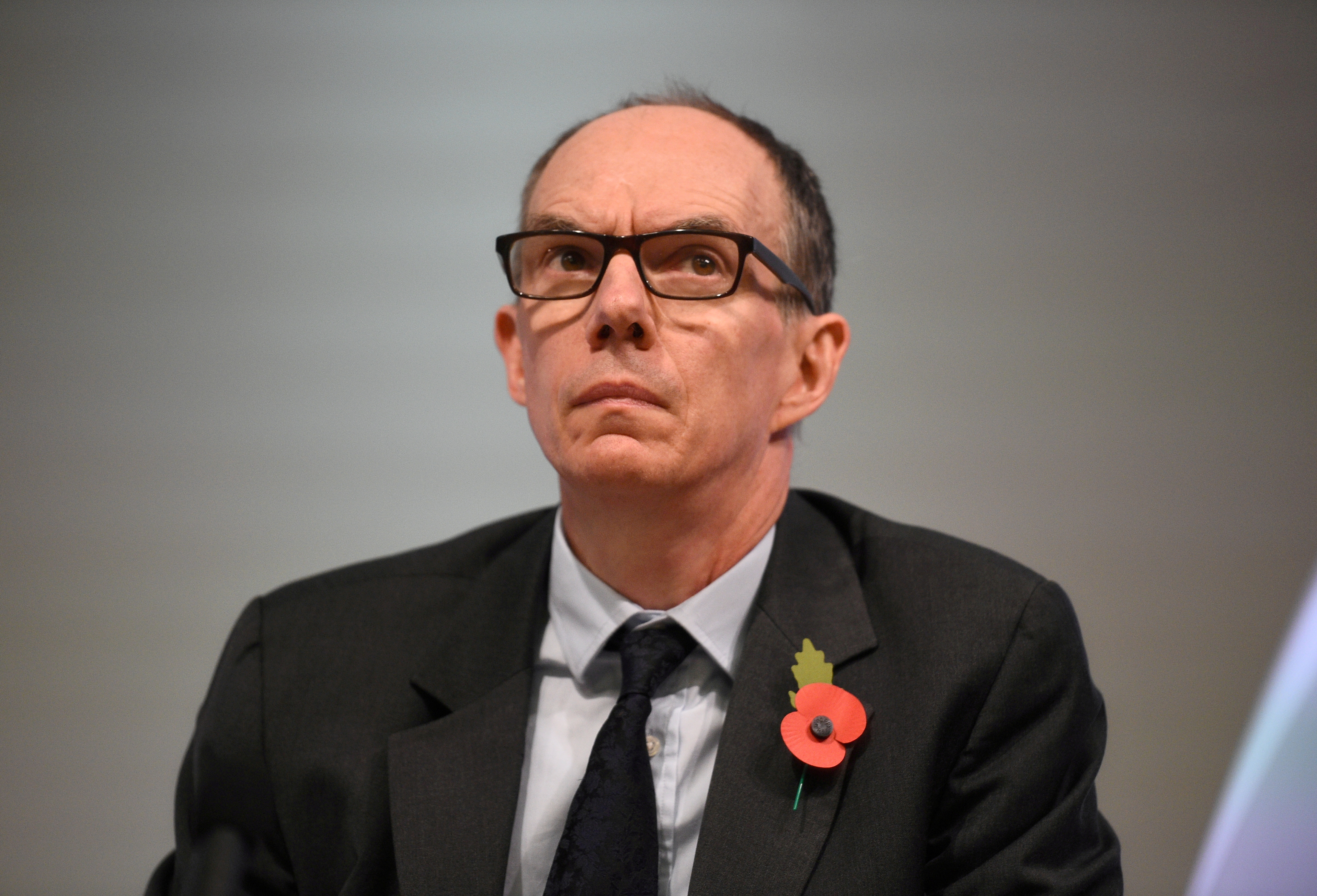 Bank of England Deputy Governor Dave Ramsden in the City of London, Britain November 1, 2018.   Kirsty O'Connor/Pool via REUTERS/File Photo