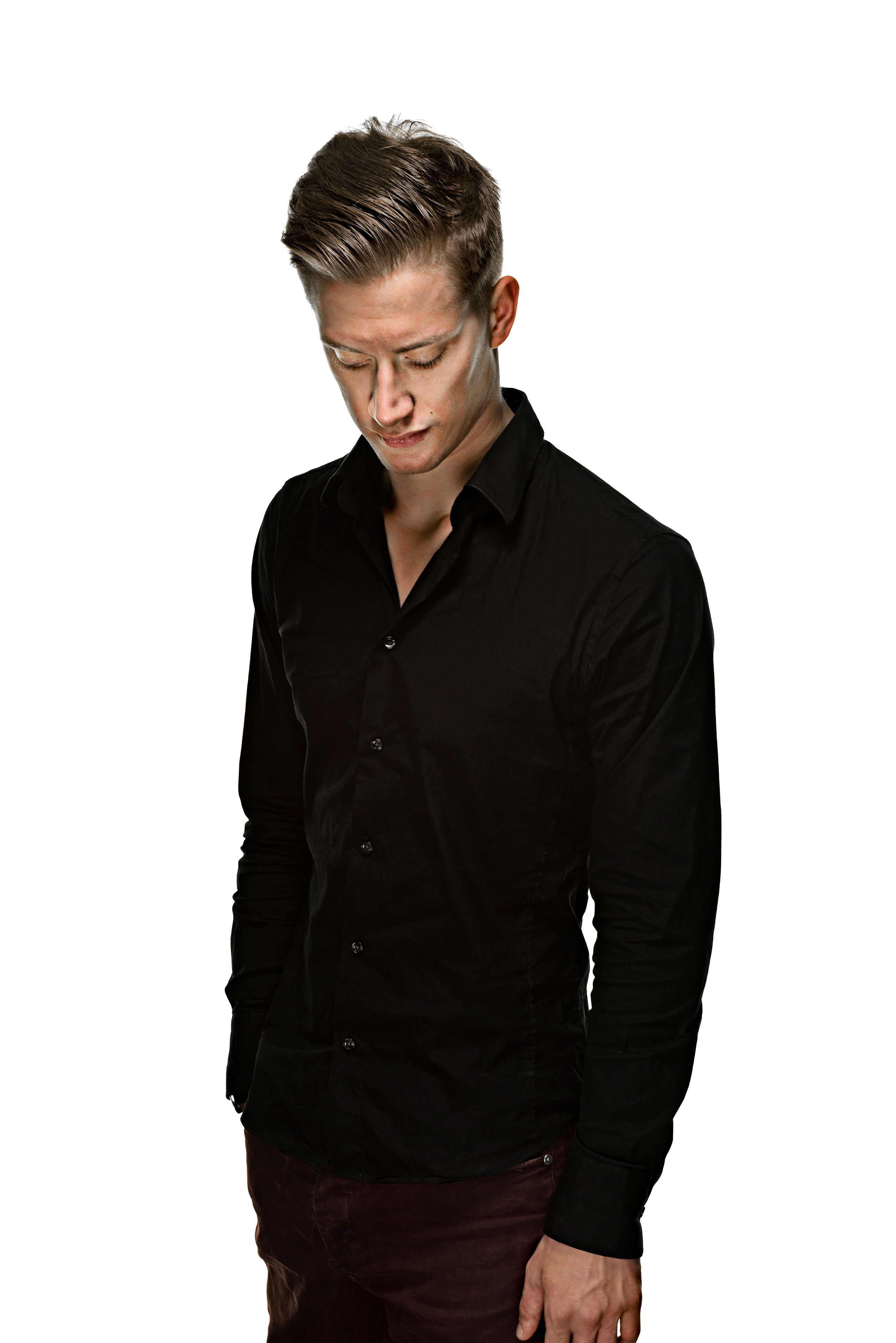 Scottish stand-up comedian Daniel Sloss who is performing his show