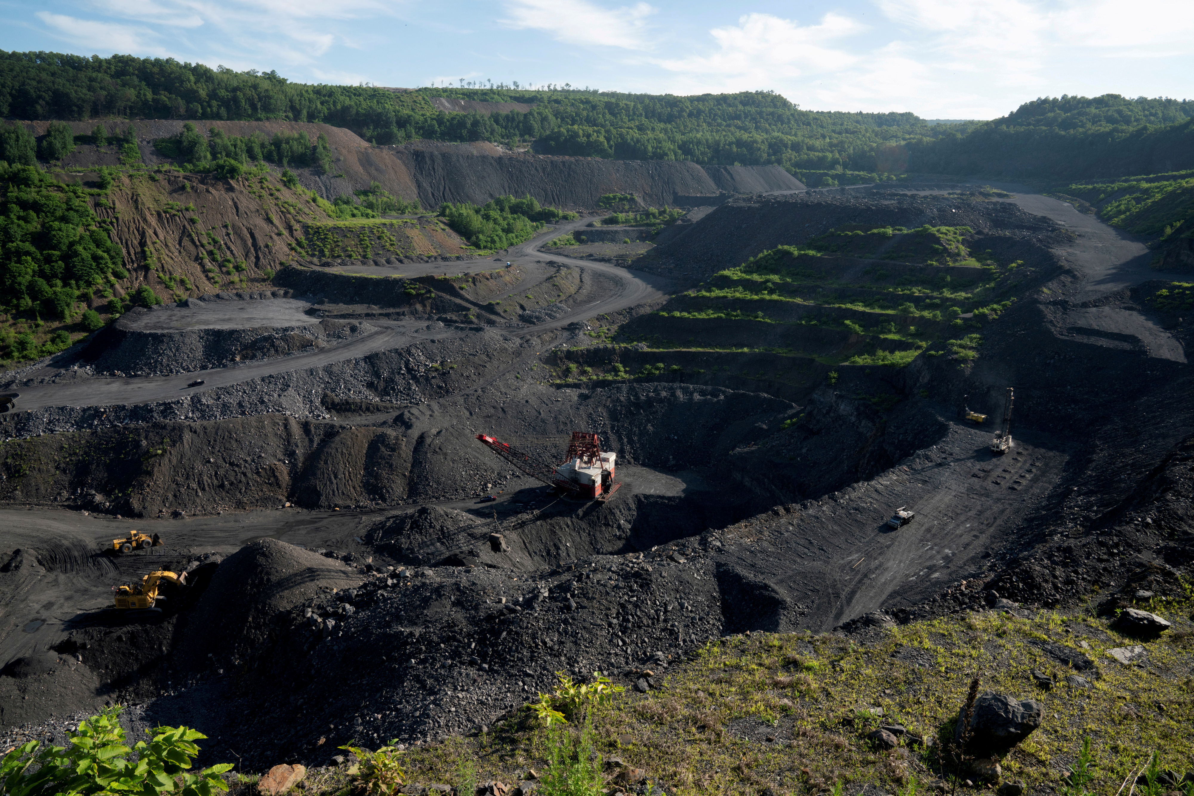 G7 Agrees to Stop International Funding for Coal