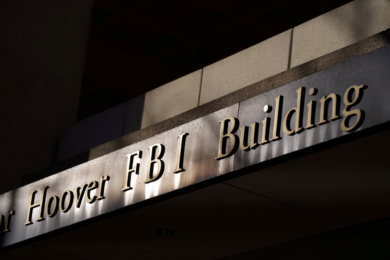 The FBI building  in Washington, U.S., March 22, 2019. REUTERS/Joshua Roberts/File Photo