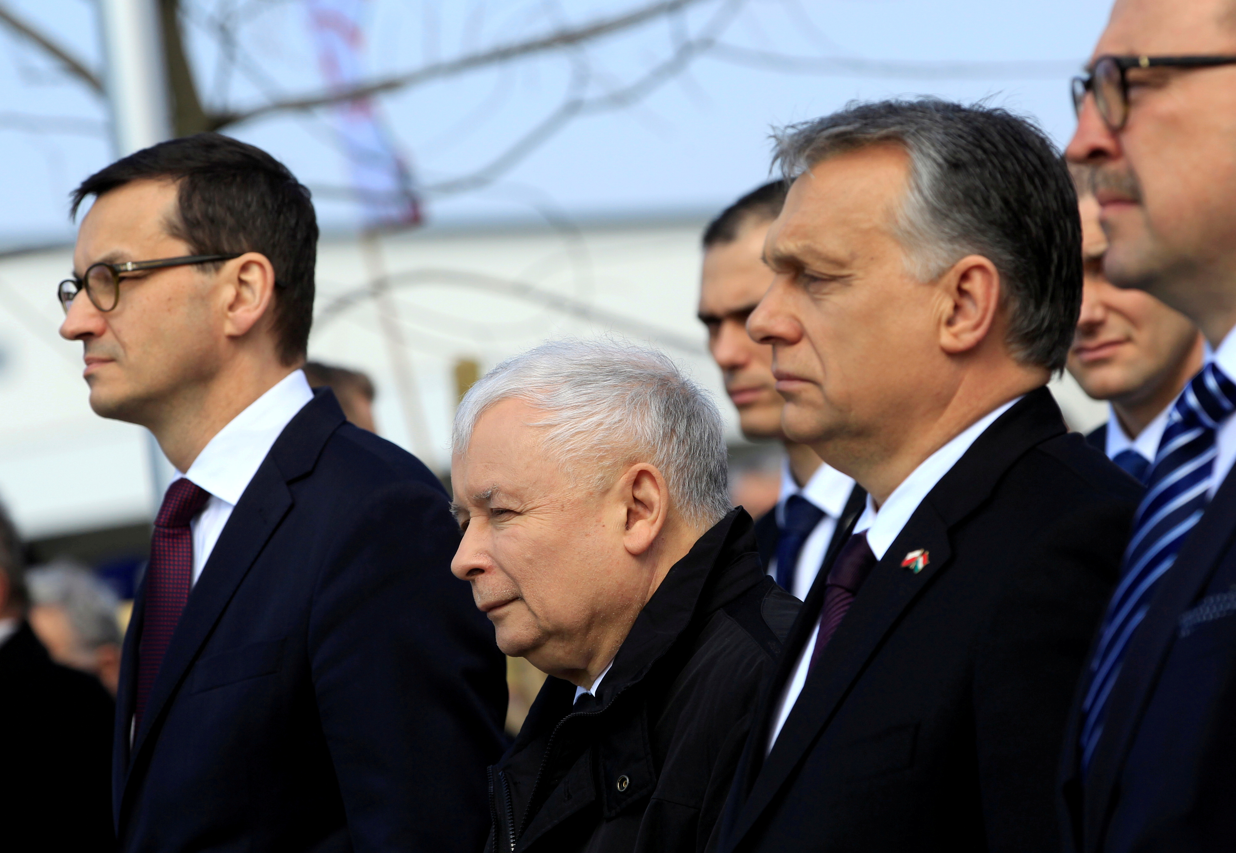 """Poland, Hungary block """"gender equality"""" from EU social summit 