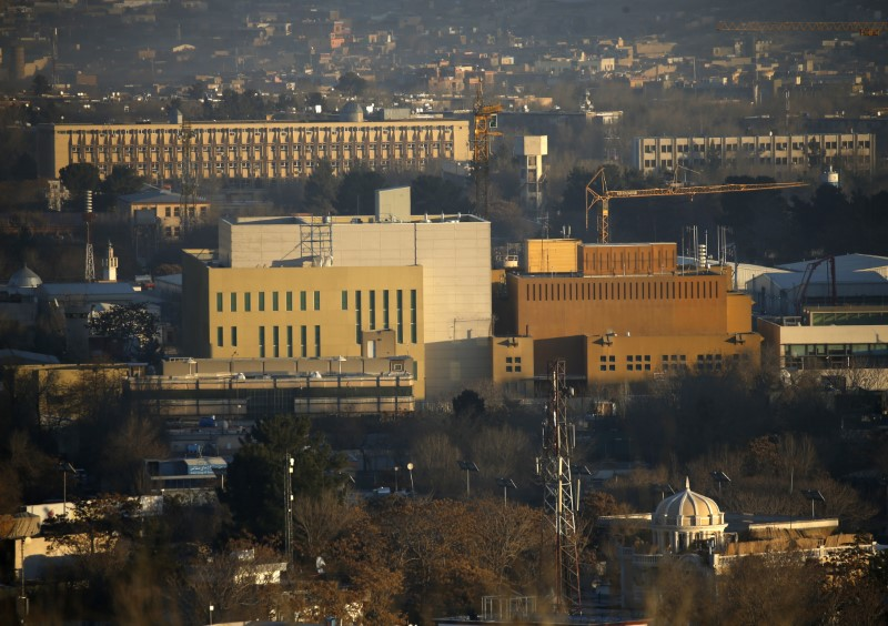 U.S. Embassy in Kabul Goes on Lockdown Amid Coronavirus Outbreak That Killed One Staffer and Infected 114 People