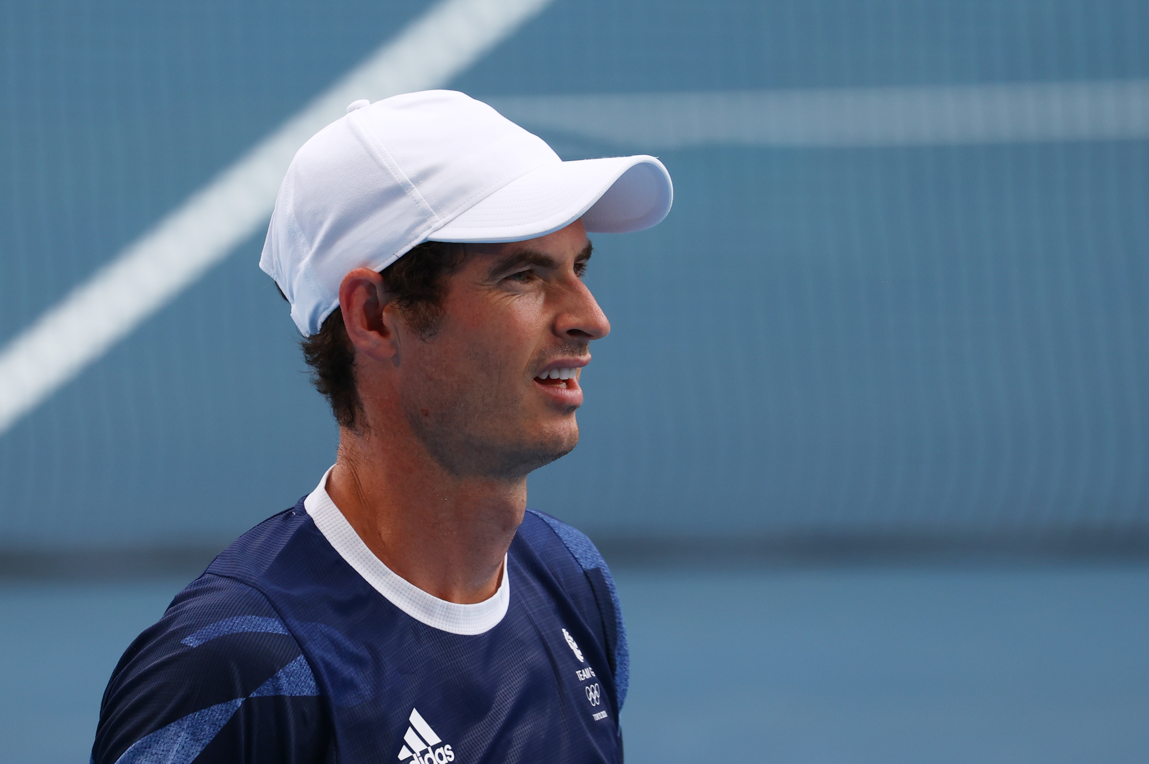 Tennis Andy Murray Withdraws From Singles At Games Due To Injury Reuters