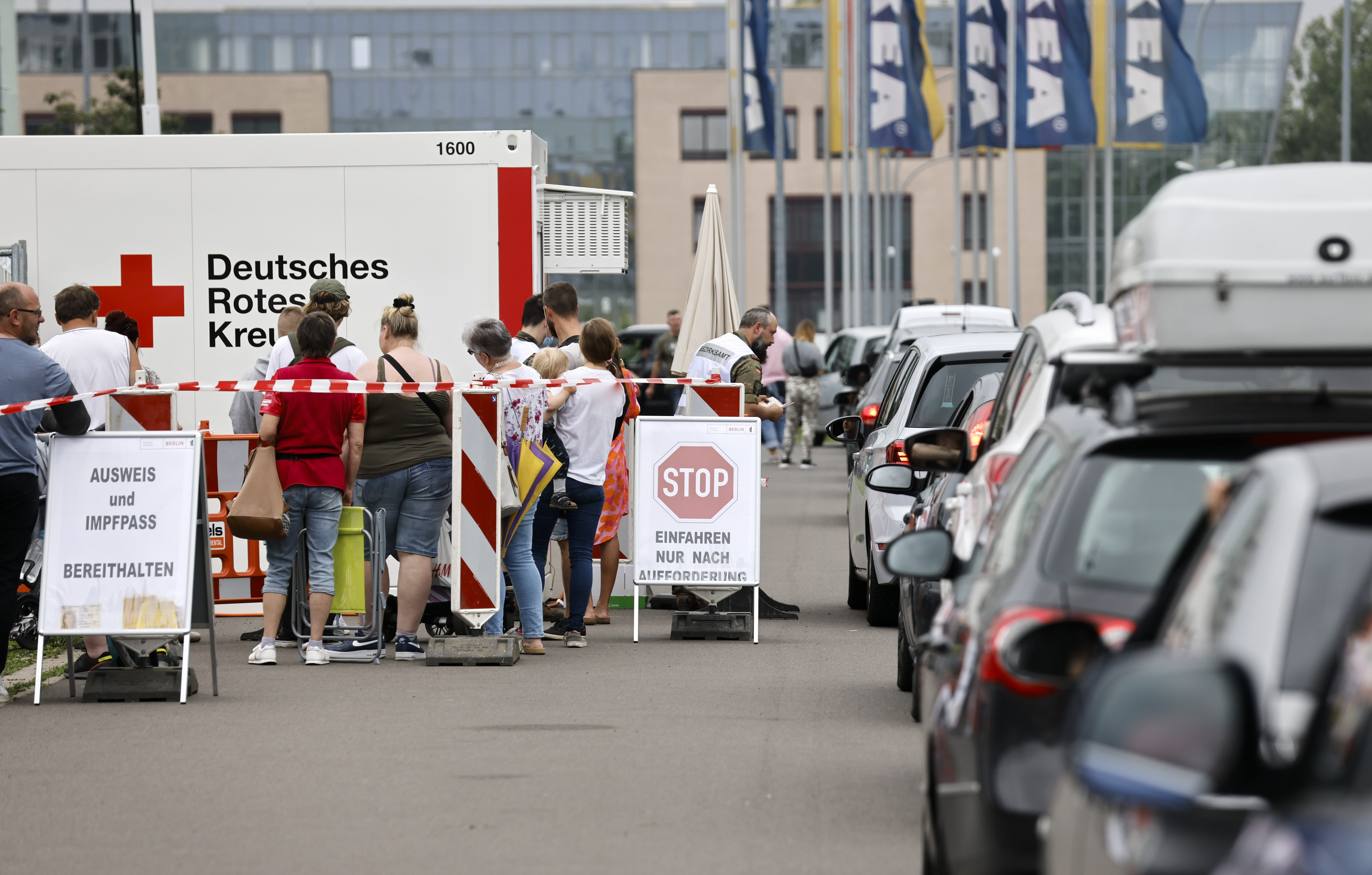 Germany's COVID incidence may surpass 20 per 20,20 people in ...