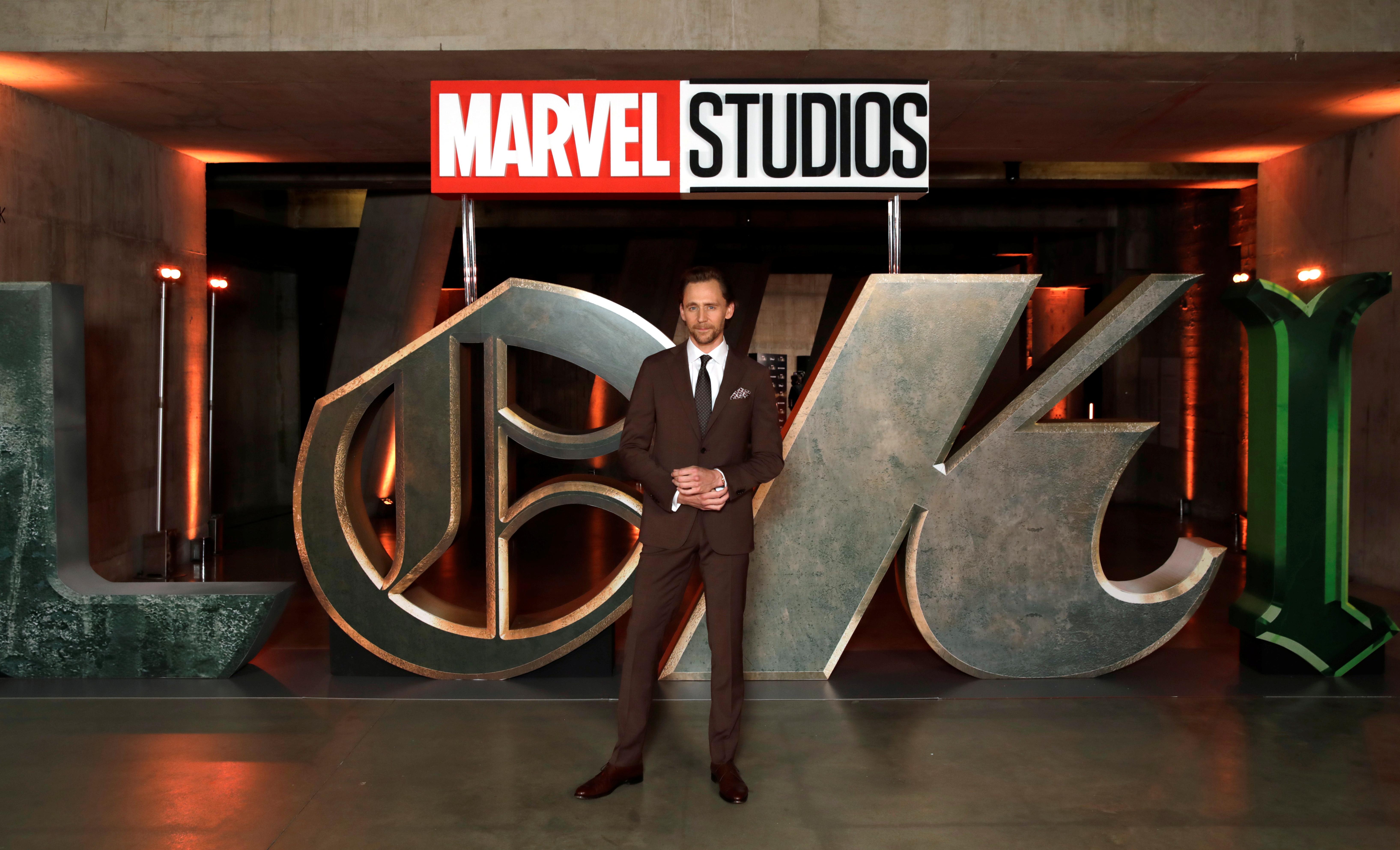 Tom Hiddleston attends the Special Screening of Marvel Studios' series