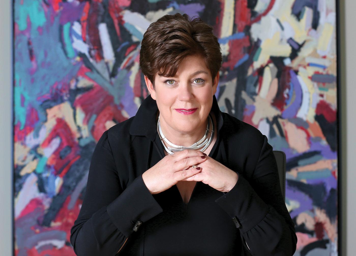 Professor Victoria Medvec at Northwestern University's Kellogg School of Management.    Handout/via REUTERS