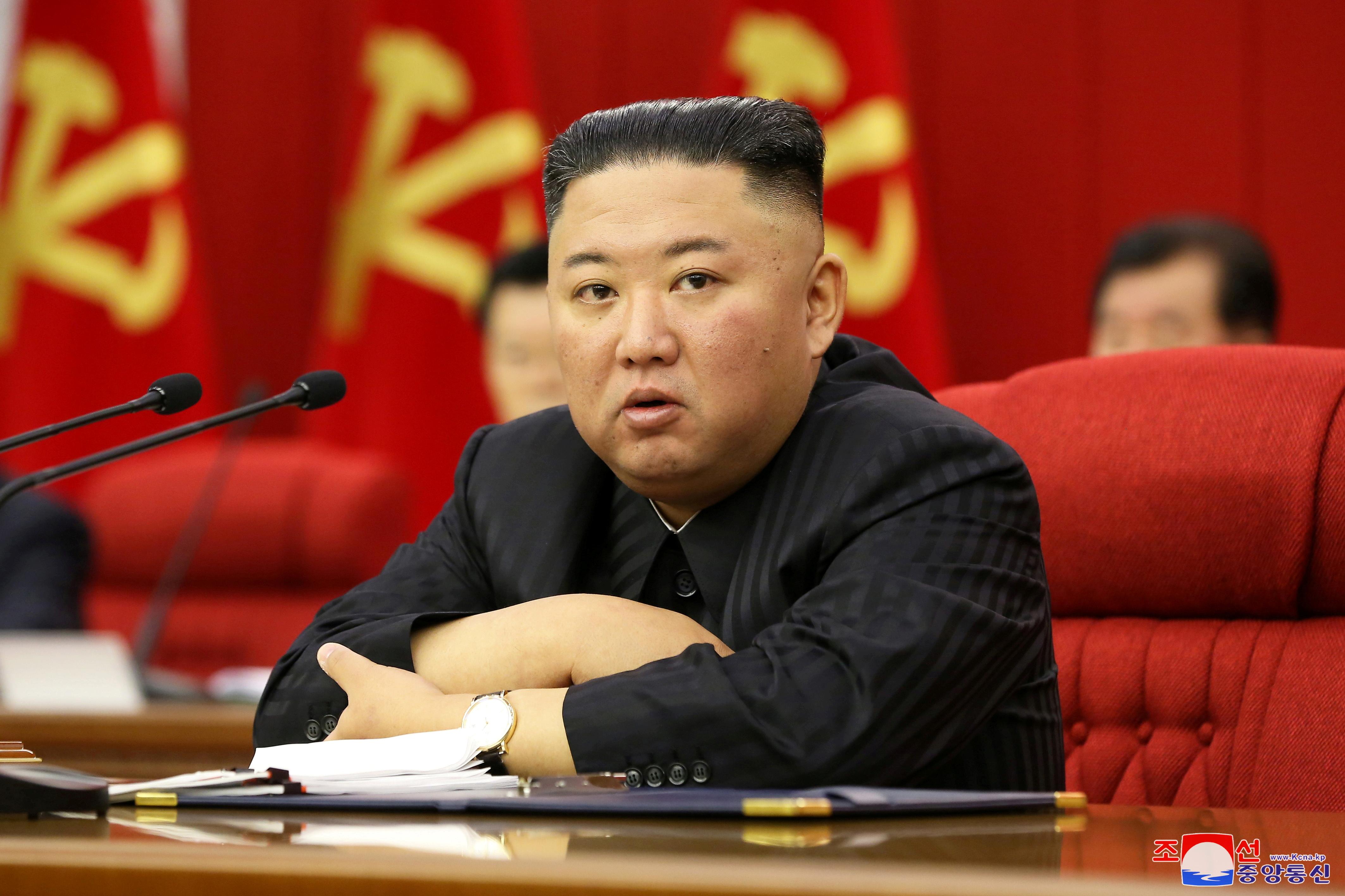 North Koreans 'Heartbroken' Over 'Emaciated' Kim Jong Un, State Media Reports