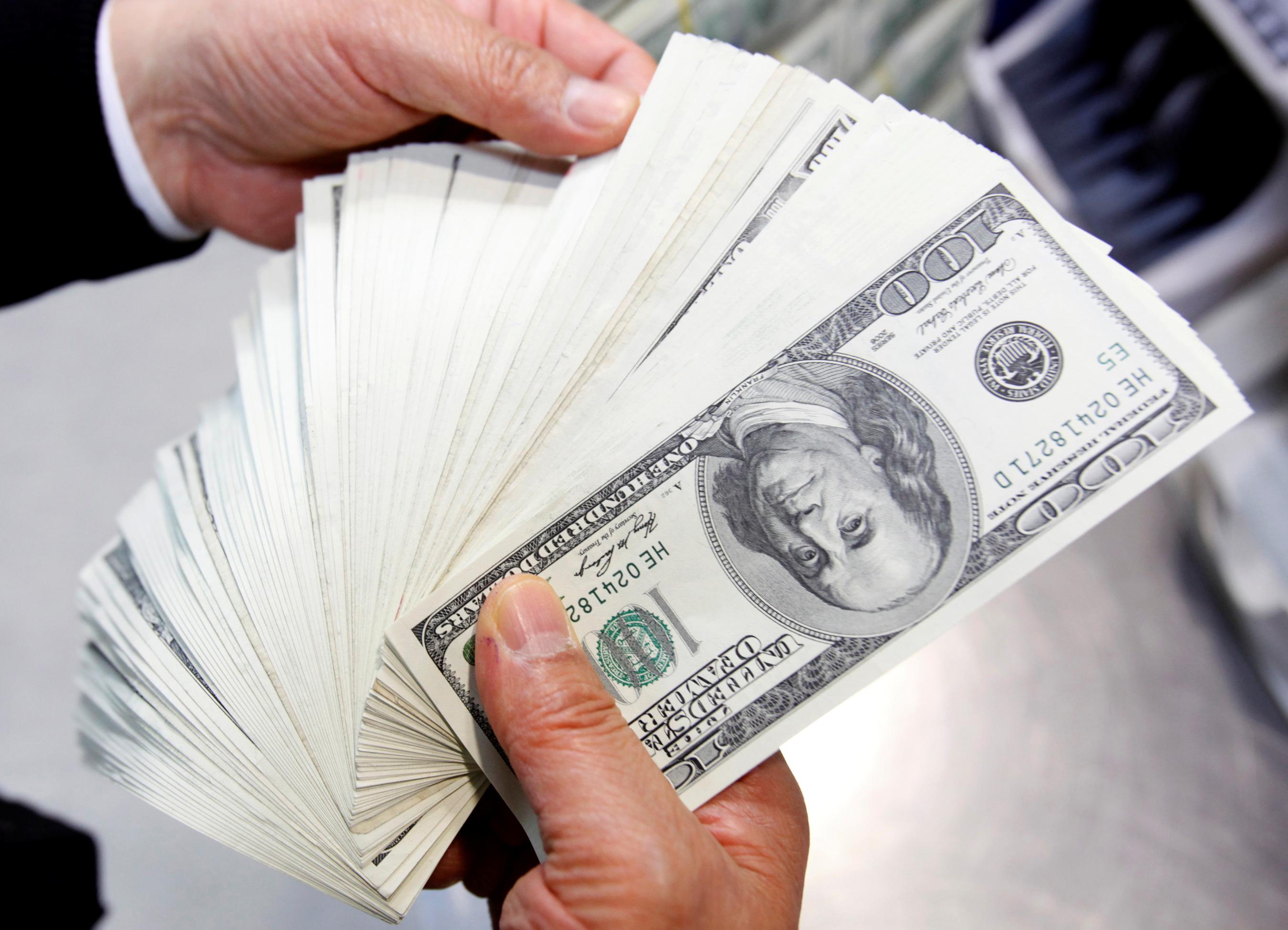 forex real dollar change)