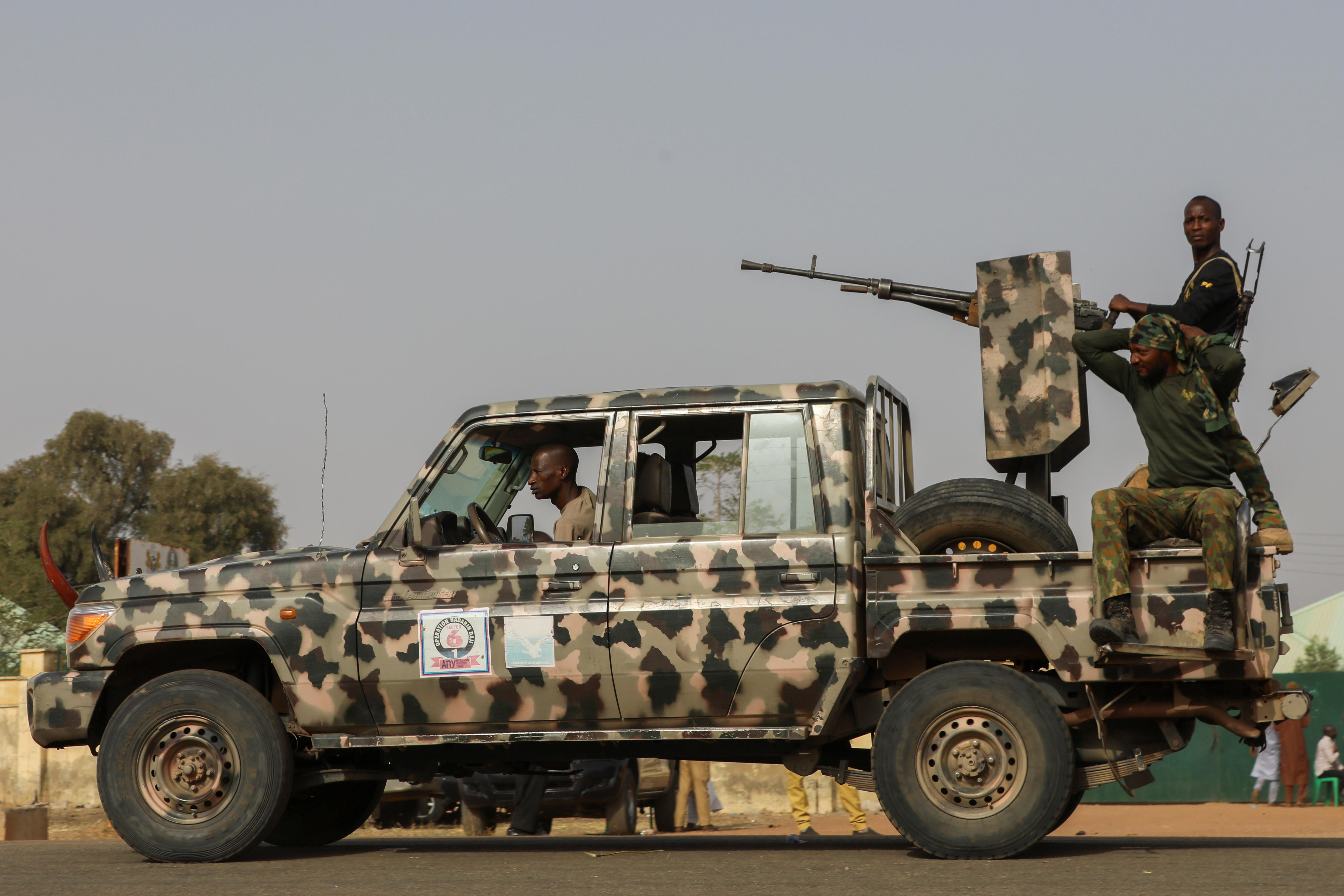 Gunmen abduct 73 children from school in northwest Nigeria