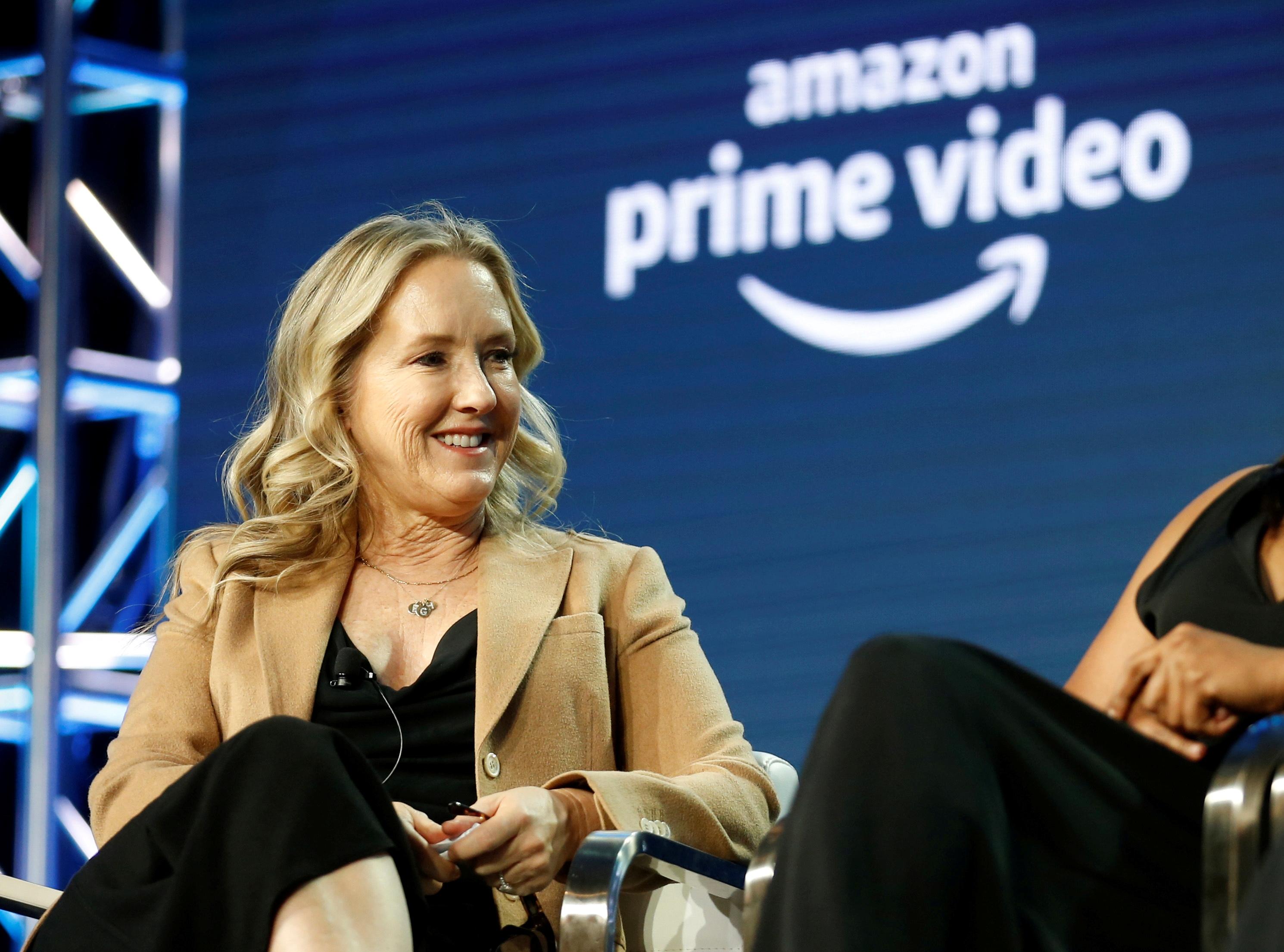 Head of Amazon Studios Jennifer Salke participates in the
