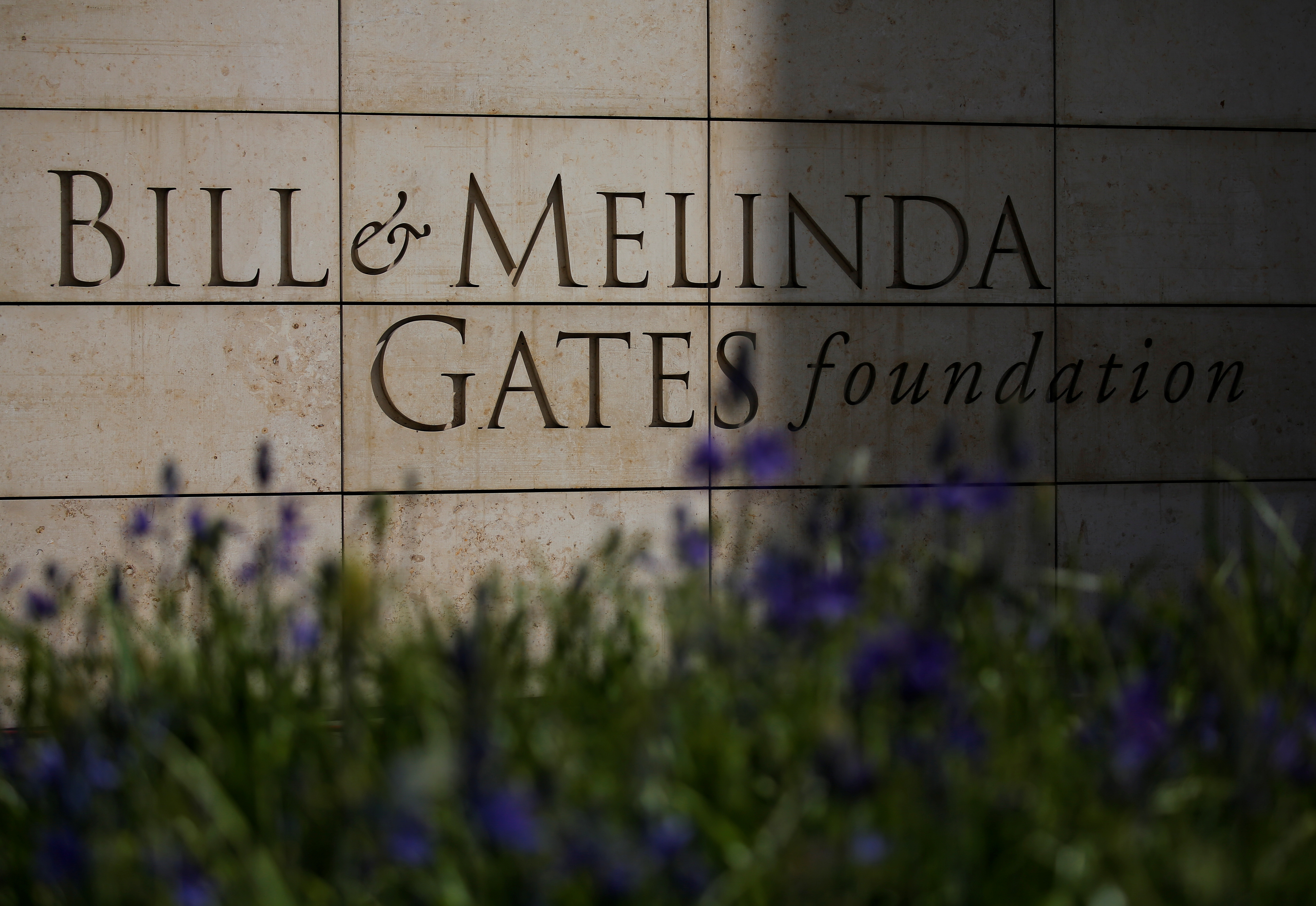 The Bill & Melinda Gates Foundation campus is pictured in Seattle, Washington, U.S. May 5, 2021.  REUTERS/Lindsey Wasson