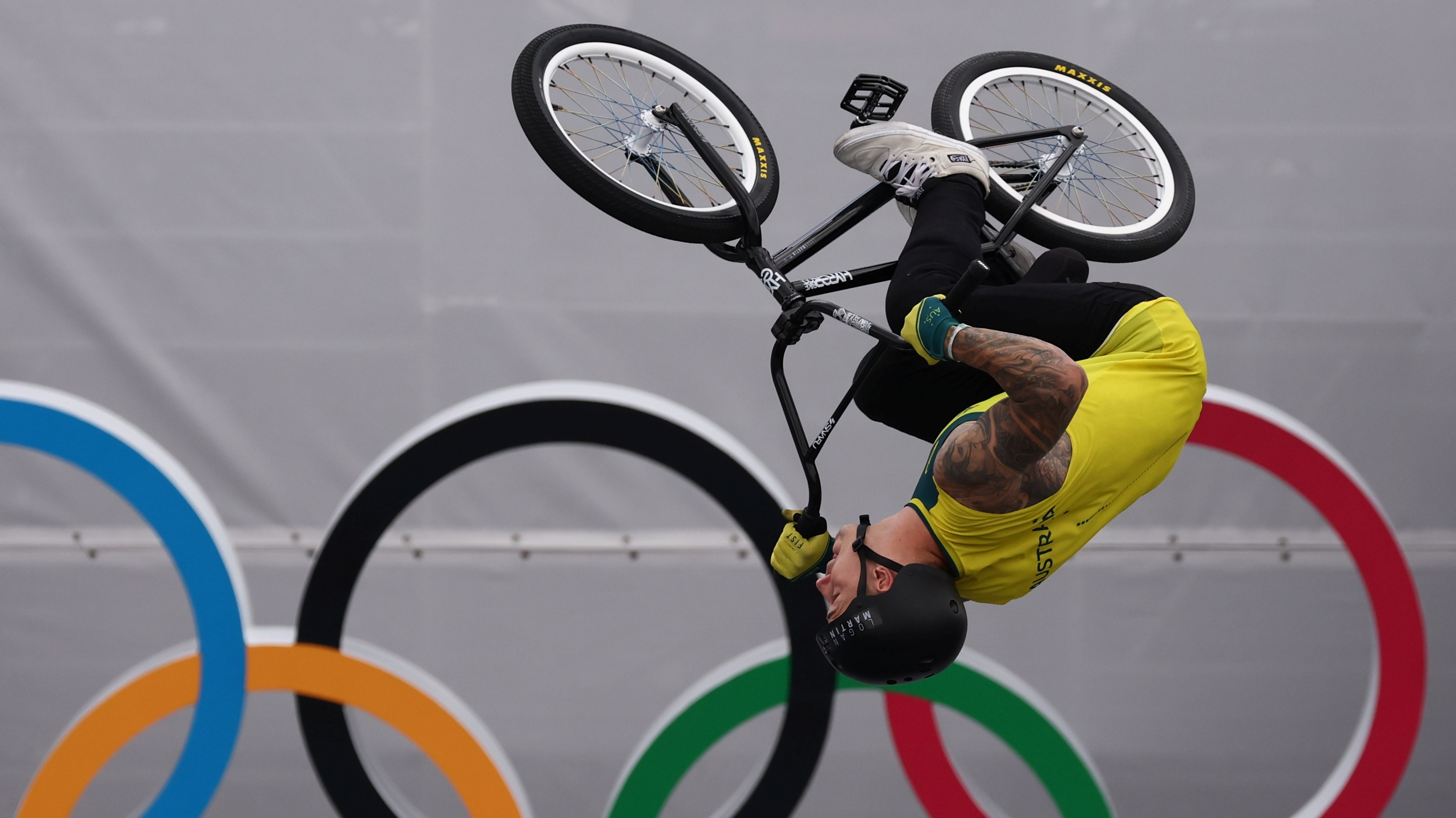 Cycling-BMX freestylers soar on Games debut | Reuters