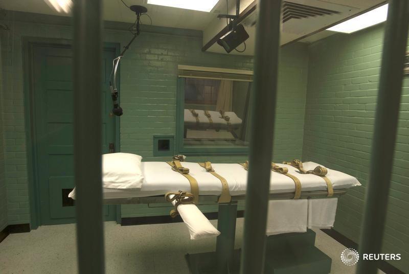 REUTERS/Jenevieve Robbins/Texas Dept of Criminal Justice/Handout via Reuters