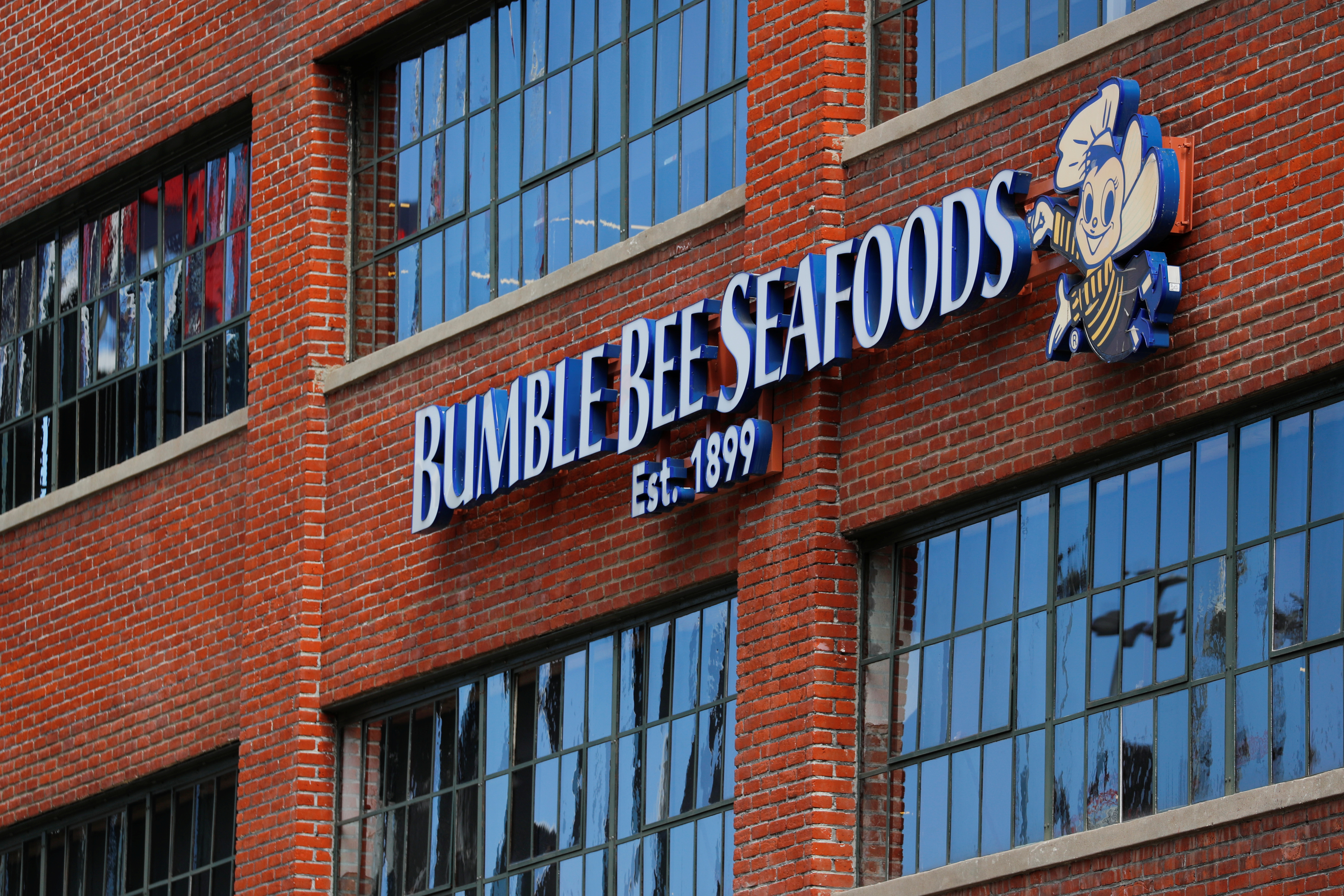 Bumble Bee Foods corporate offices in San Diego, REUTERS/Mike Blake