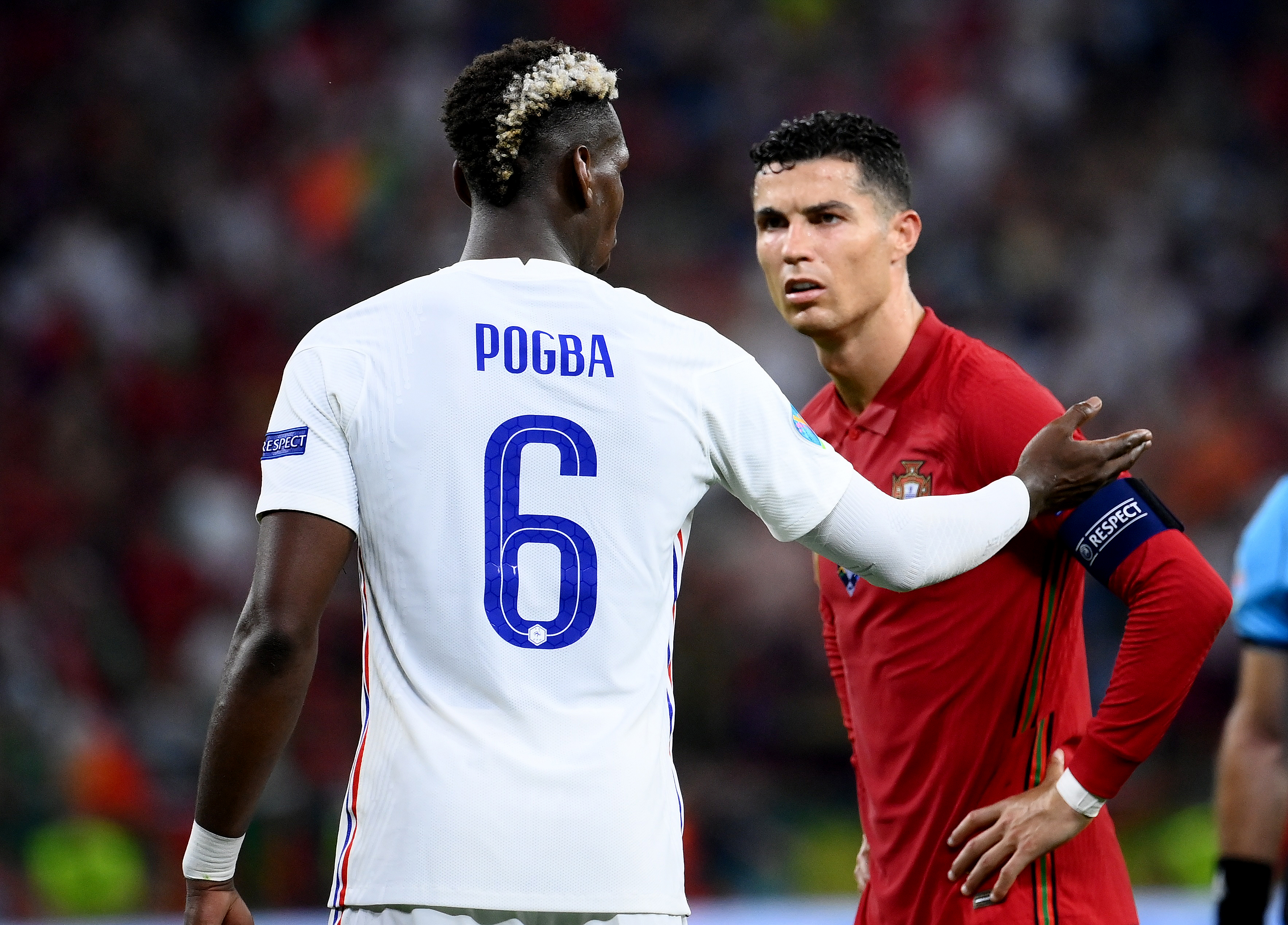 Ronaldo double rescues Portugal in dramatic draw with France | Reuters