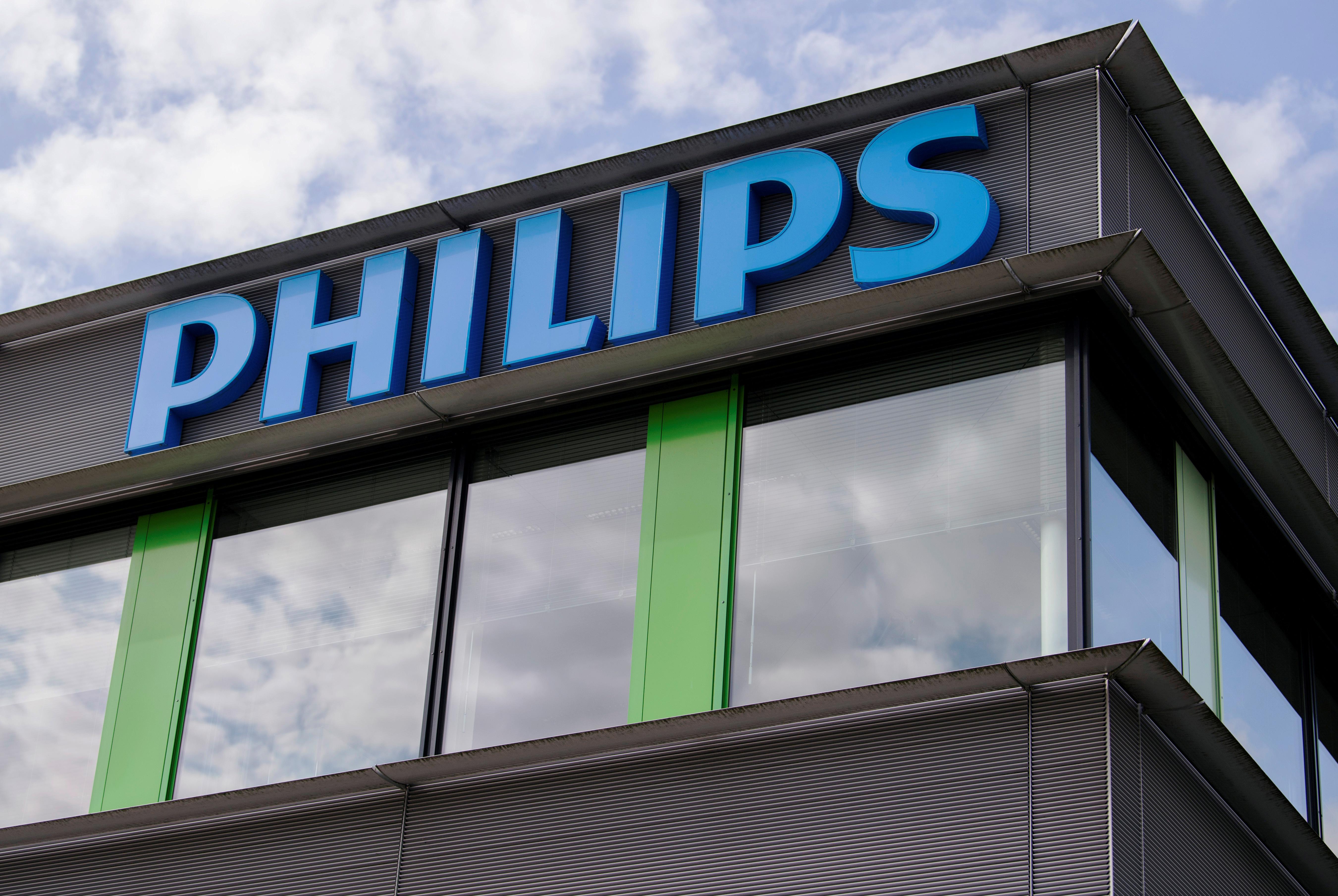 Philips Healthcare headquarters is seen in Best, Netherlands August 30, 2018. REUTERS/Piroschka van de Wouw