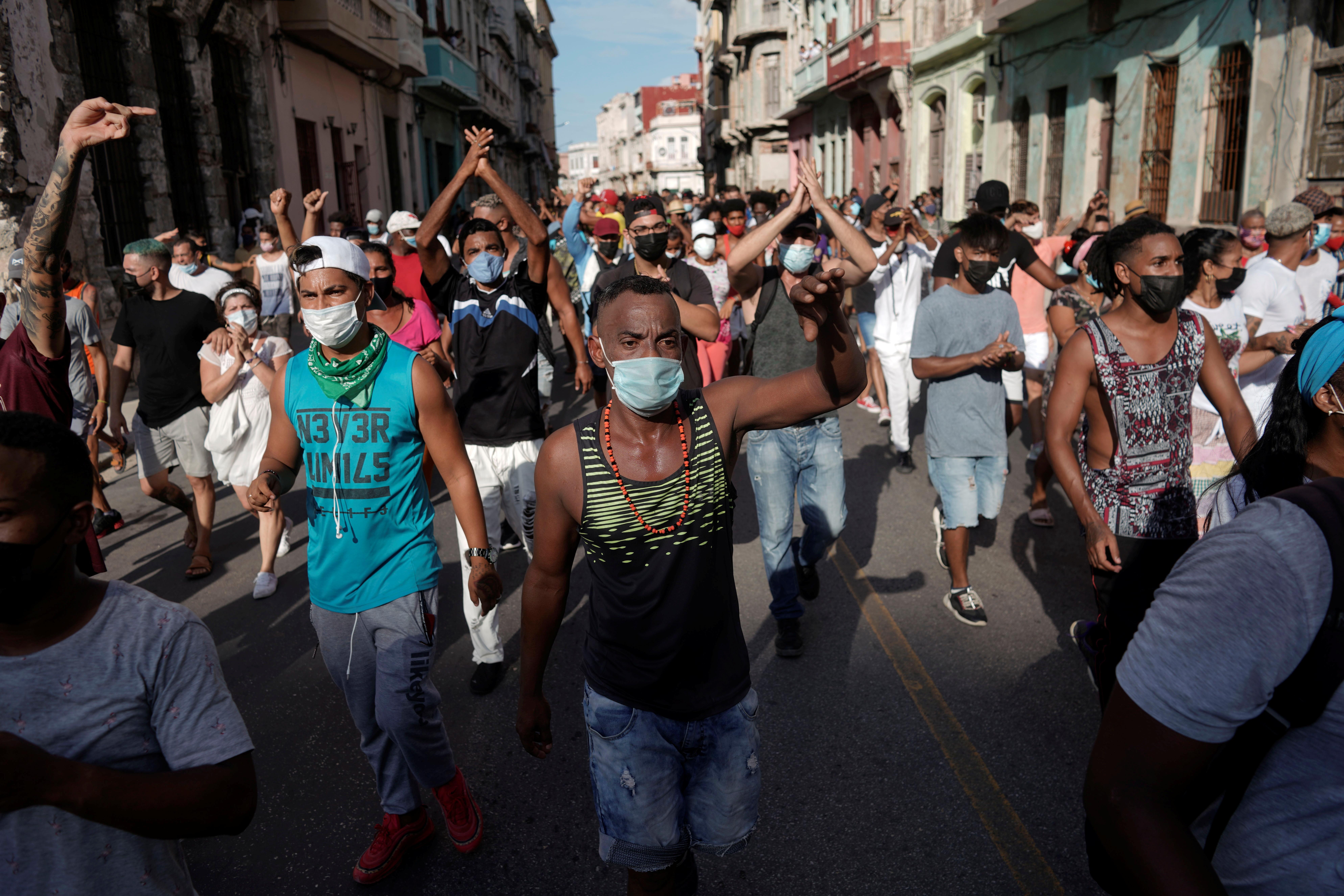Cuba mongering in How To