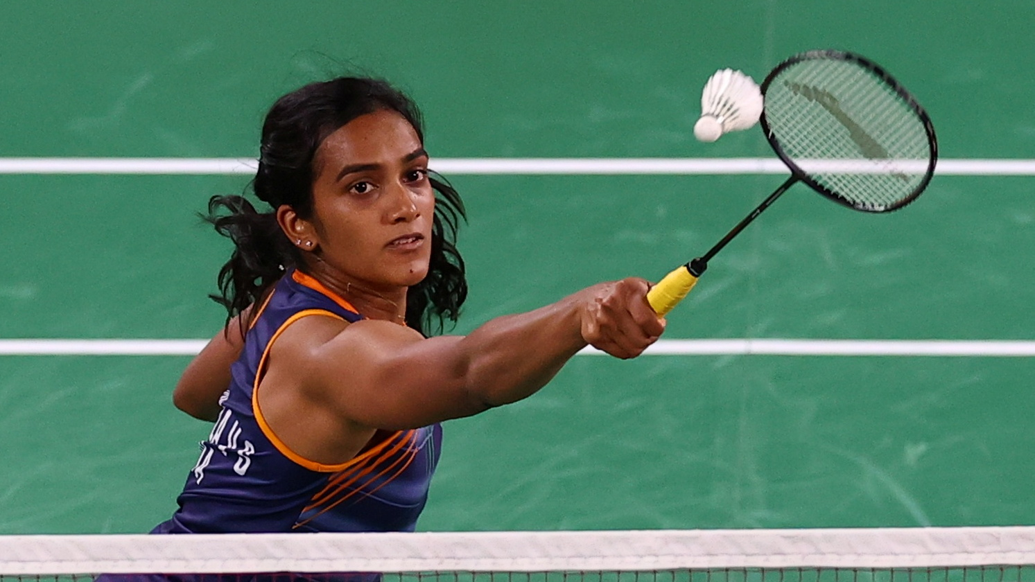 Badminton-Sweat and tears: PV Sindhu and Chen Yu Fei decimate opponents    Reuters