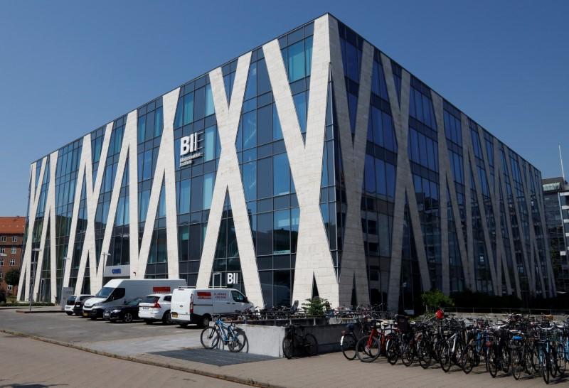 General view of the BioInnovation Institute (BII), housing biotech company Orphazyme headquarters among others, in Copenhagen, Denmark June 18, 2021. REUTERS/Nikolaj Skydsgaard
