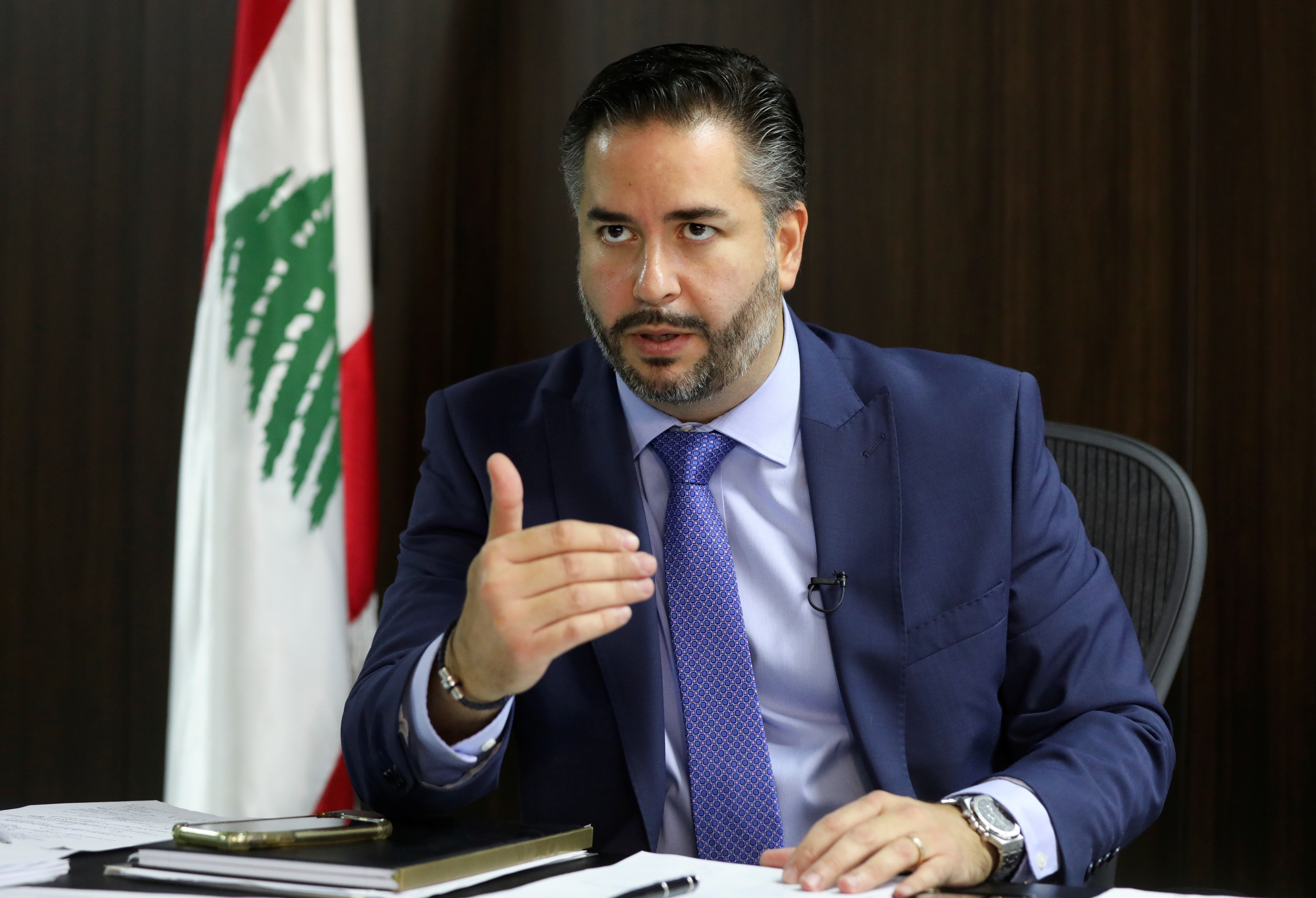 Lebanon's negotiations with IMF likely to start in November -foreign minister