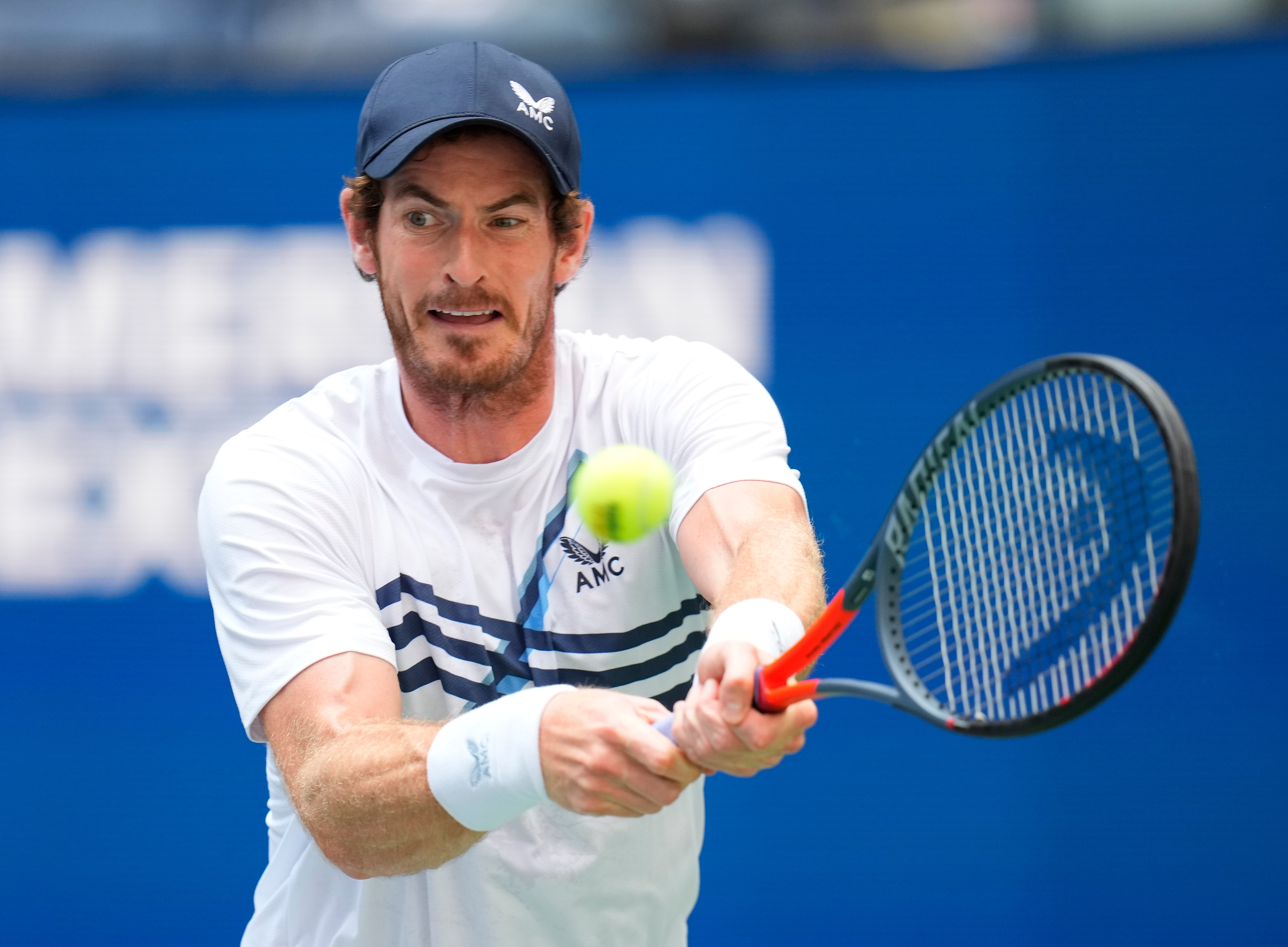 ATP roundup: Andy Murray wins San Diego opener