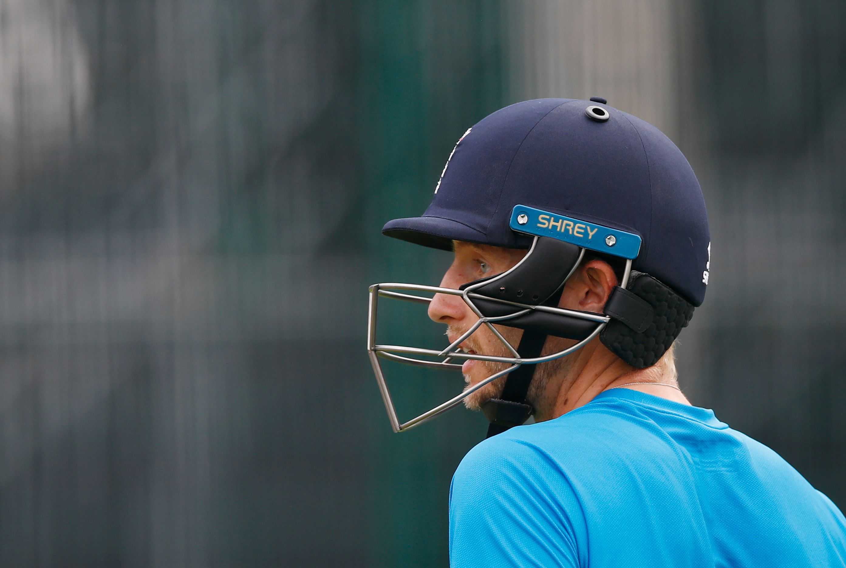 Cricket - England Nets - Emirates Old Trafford, Manchester, Britain- September 9, 2021 England's Joe Root during nets Action Images via Reuters/Jason Cairnduff