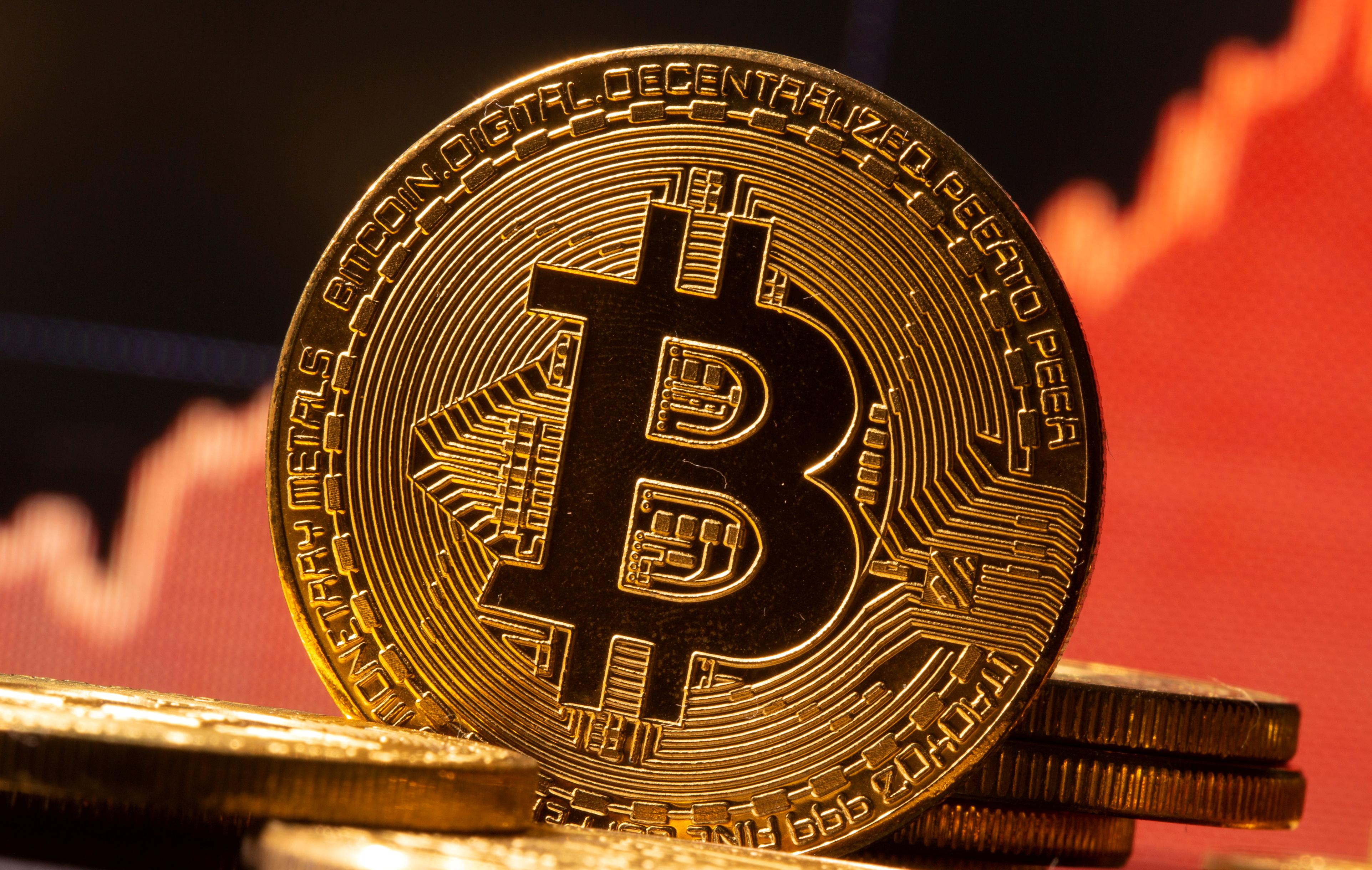 Viskas apie bitkoinus pradedantiesiems reuters