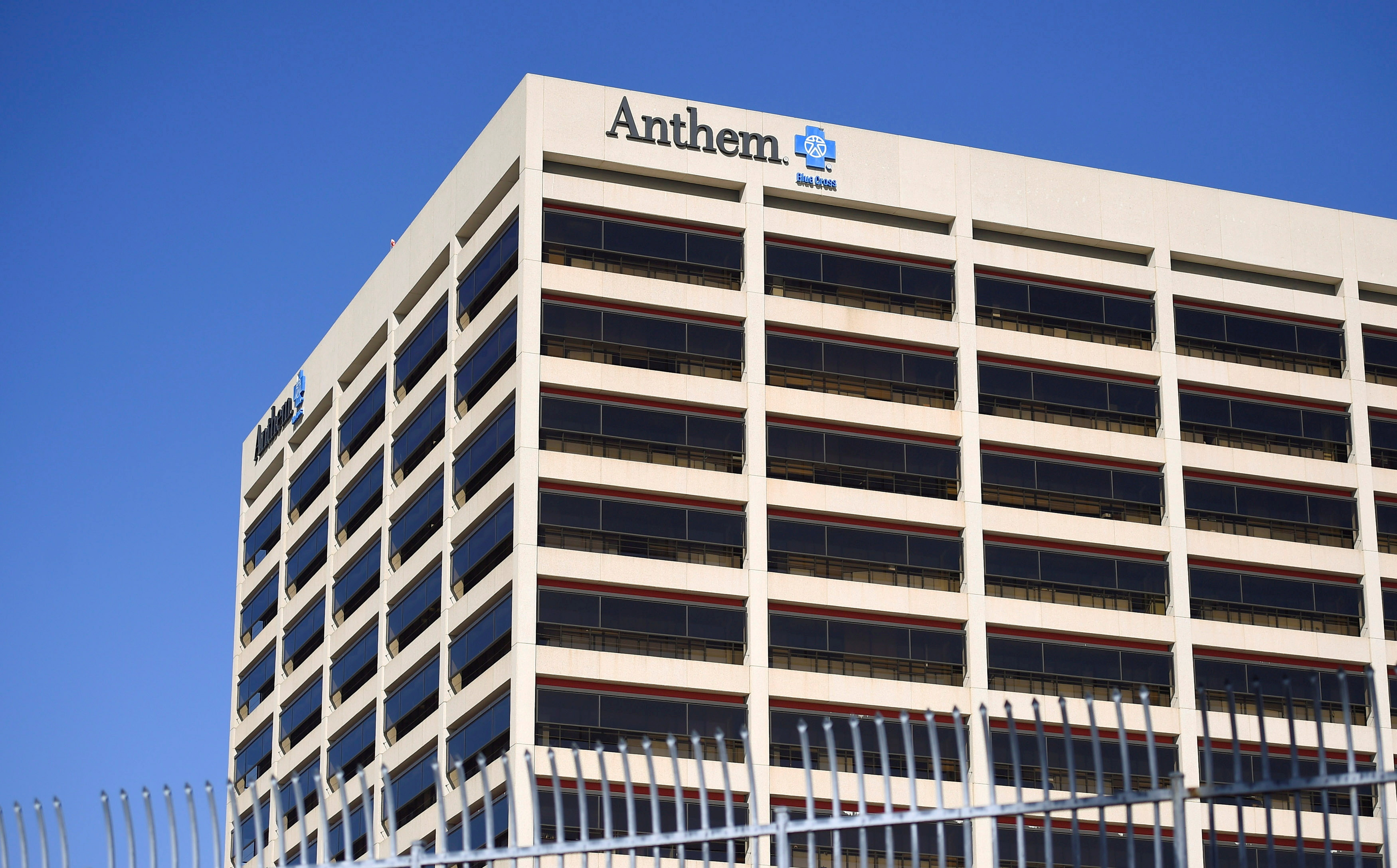 The office building of health insurer Anthem is seen in Los Angeles, California, U.S., February 5, 2015.  REUTERS/Gus Ruelas/File Photo