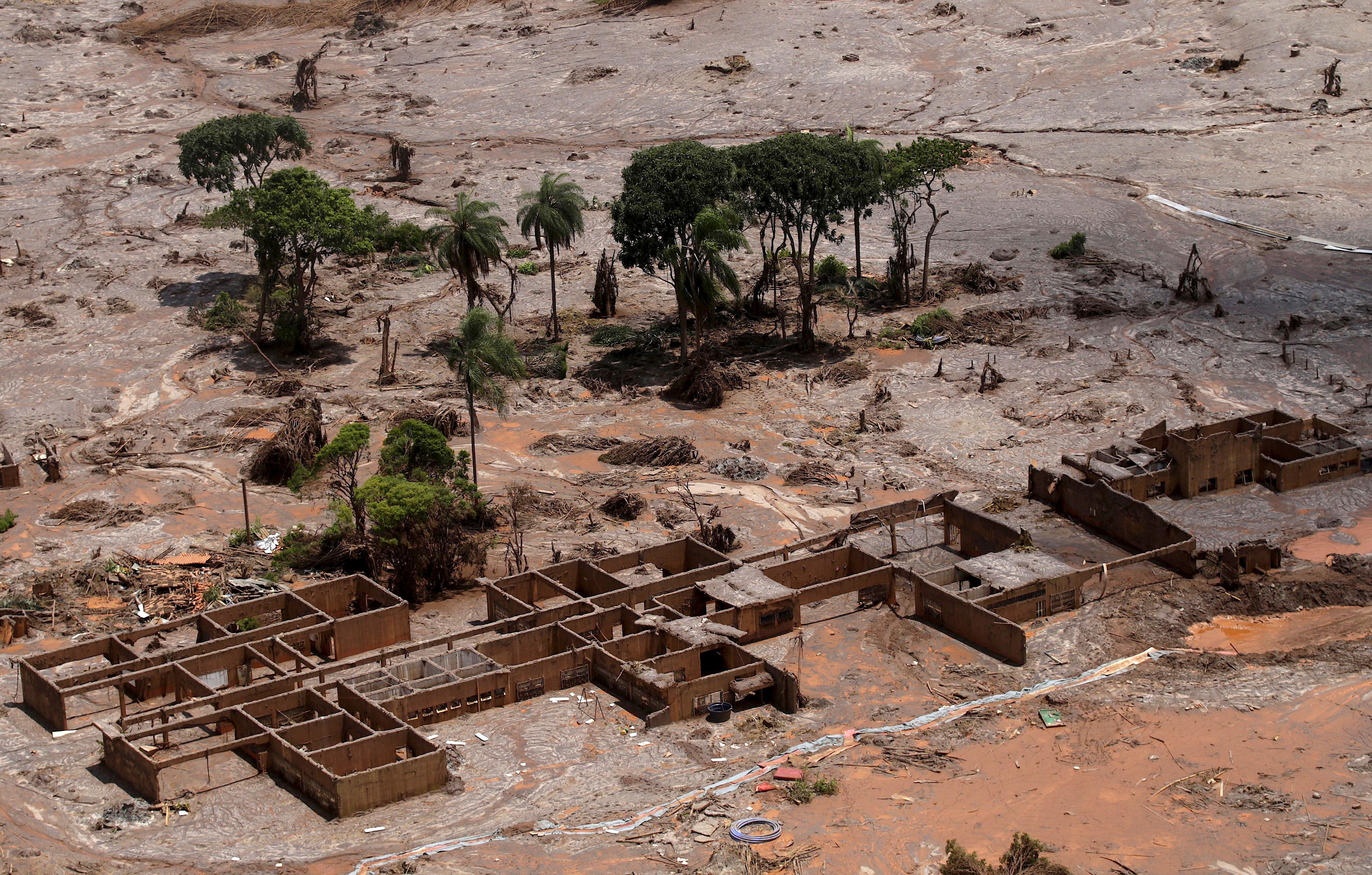London judges reverse course to reopen  bln Brazil dam lawsuit against BHP