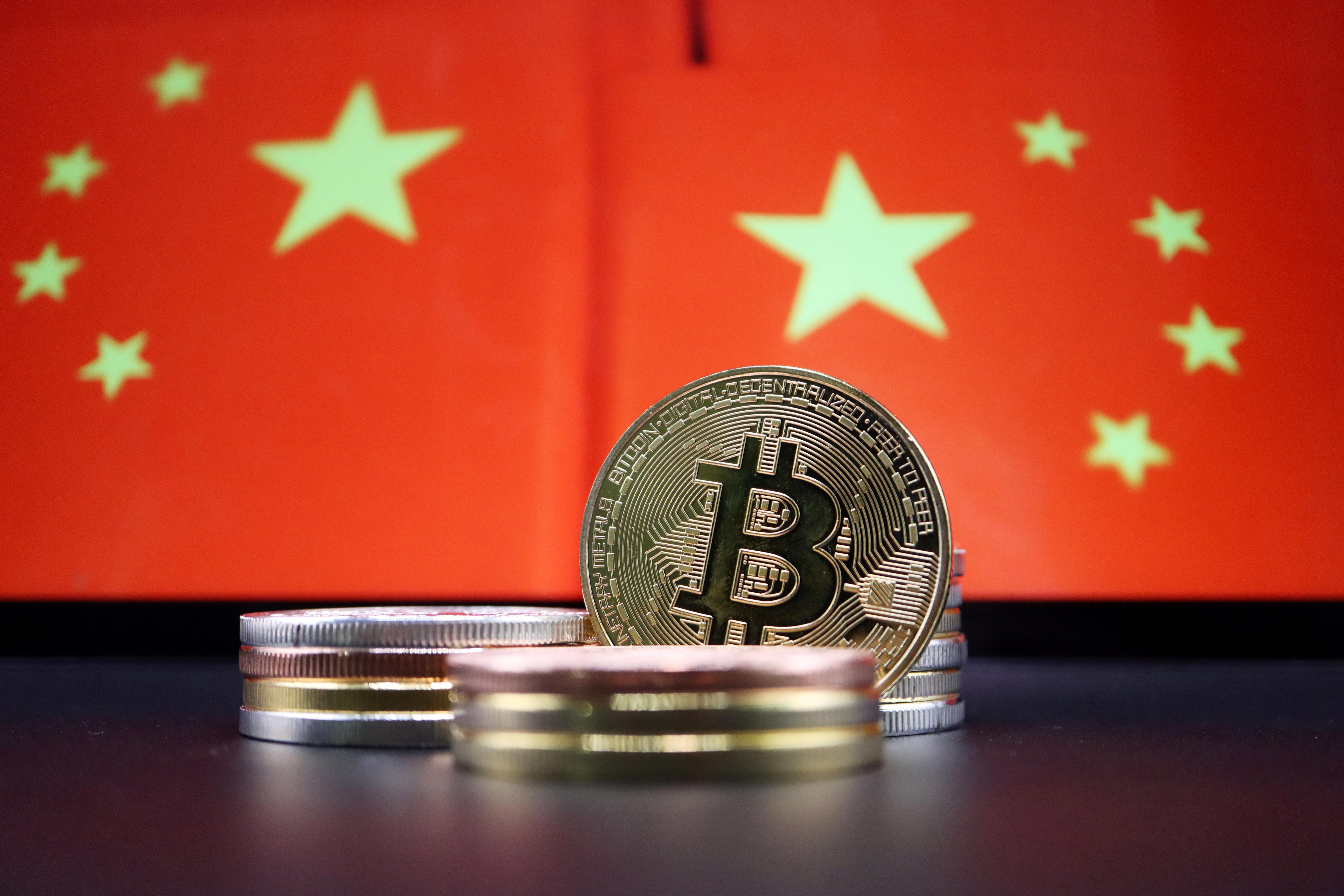 bitcoin market china