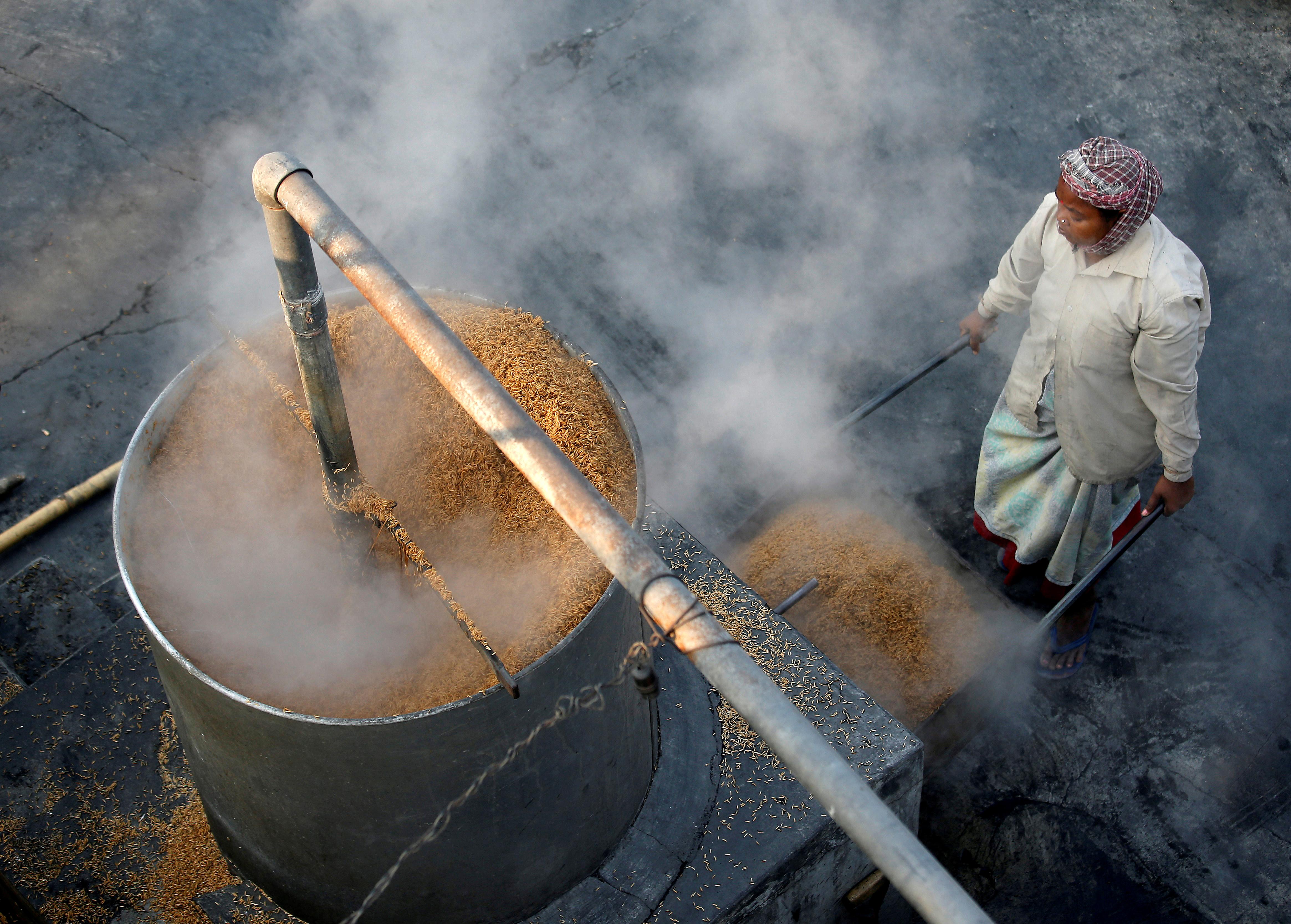 India Rice Export