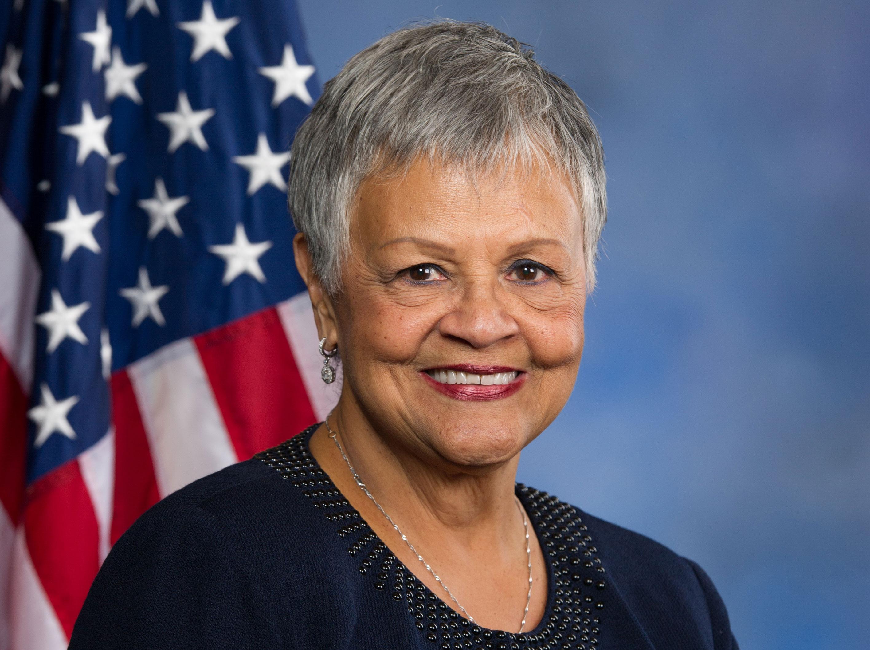 Rep. Bonnie Watson Coleman is seen in an undated handout photograph. U.S. House of Representatives/Handout via REUTERS