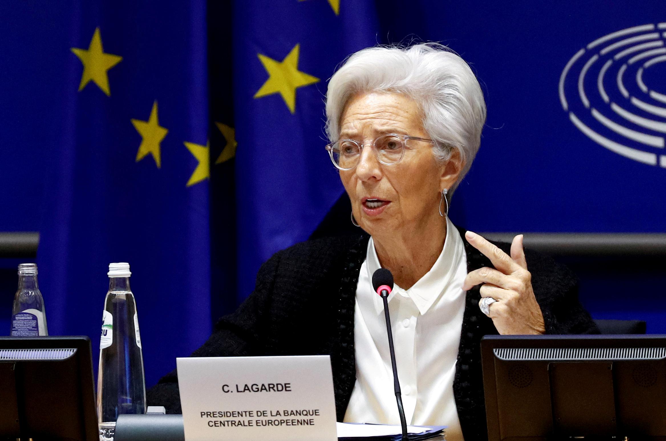 European Central bank president calls crypto suspicious and speculative