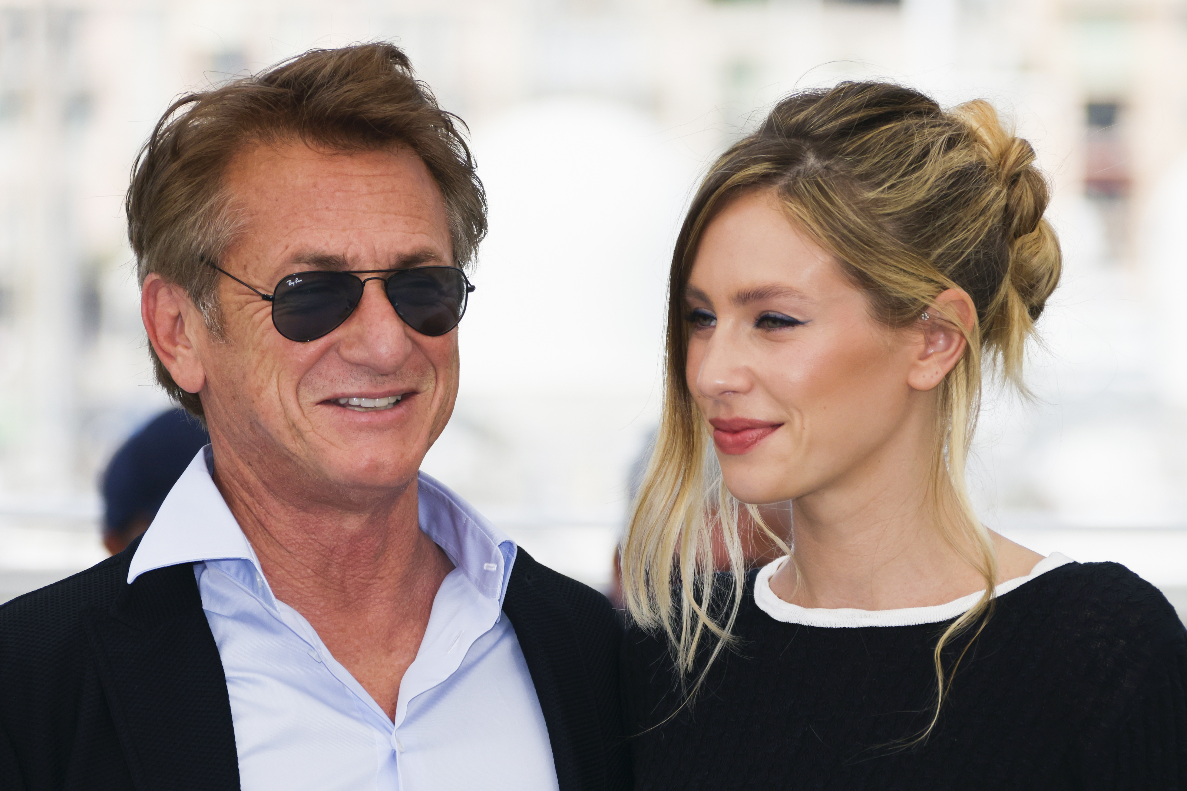 Acting with daughter, Sean Penn explores family ties in Cannes film