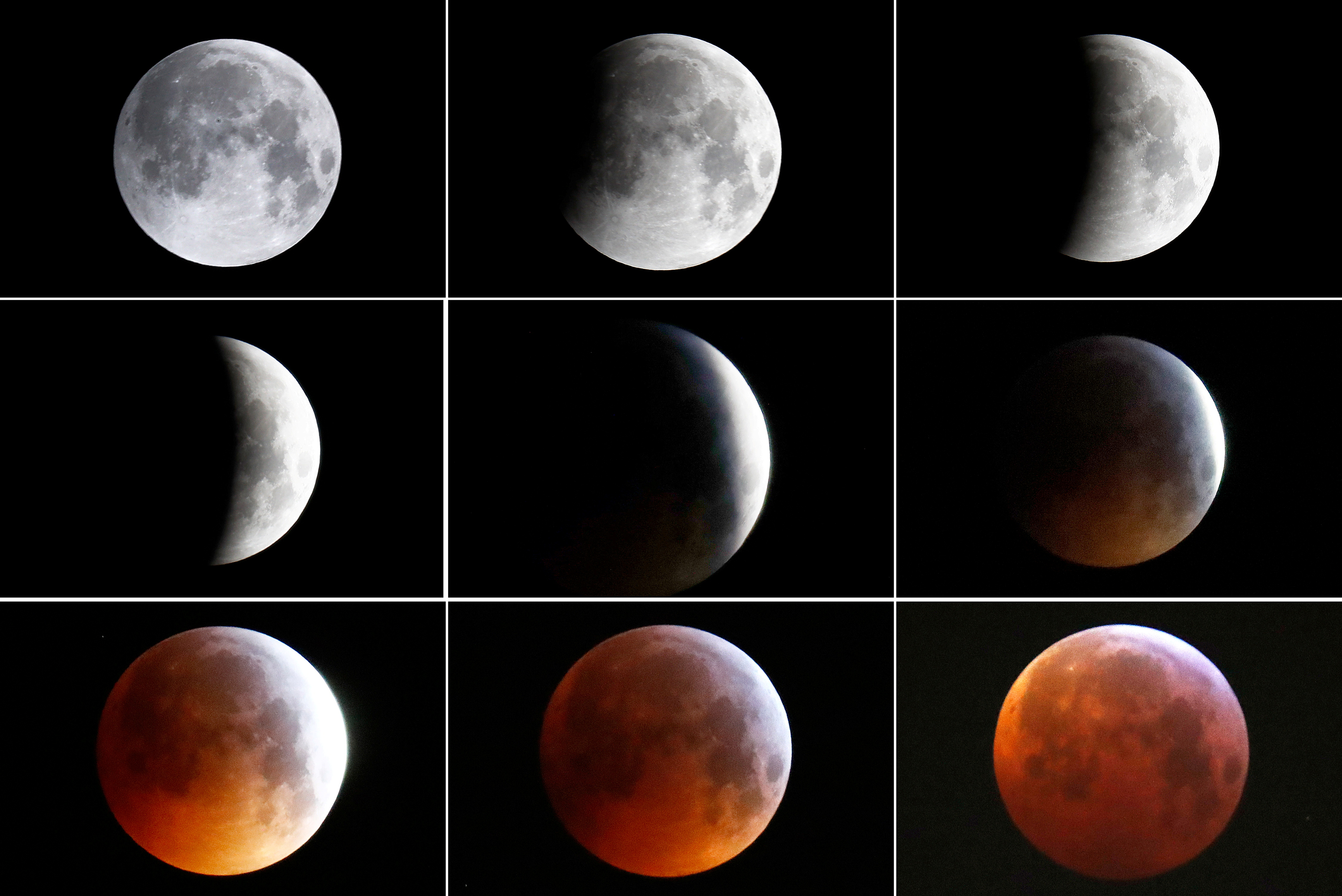 How to watch the upcoming 'Super Flower Blood Moon' eclipse | Reuters
