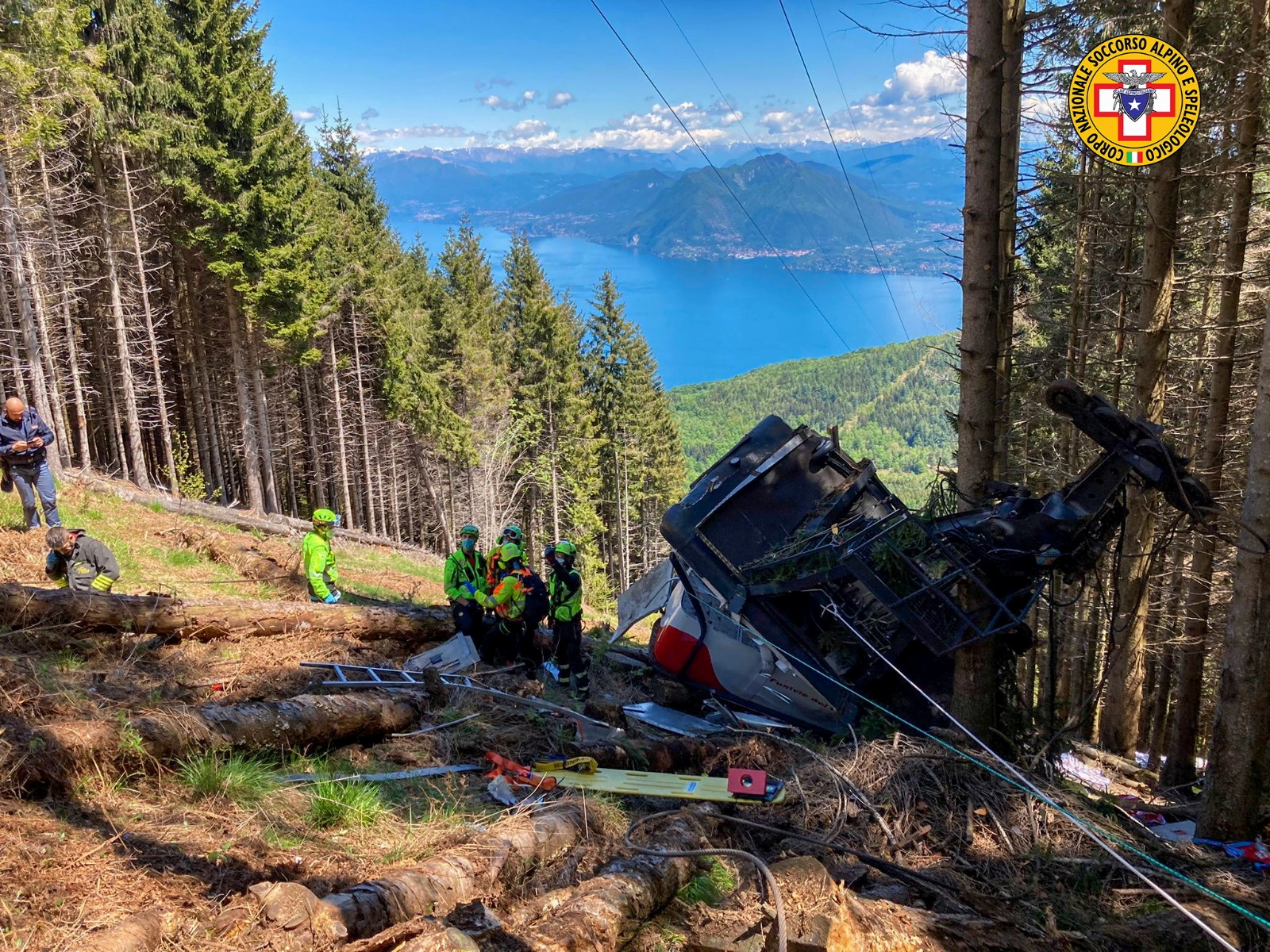 Five-Year-Old Survivor of Italy Cable Car Crash to be Moved Out of ICU