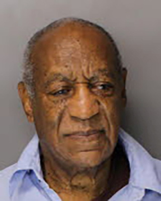 Actor and comedian Bill Cosby is seen in this booking photo released by State Correctional Institute Phoenix in Collegeville, Pennsylvania, U.S., September 26, 2018.   SCI Phoenix/Pennsylvania Department of Corrections/Handout via REUTERS