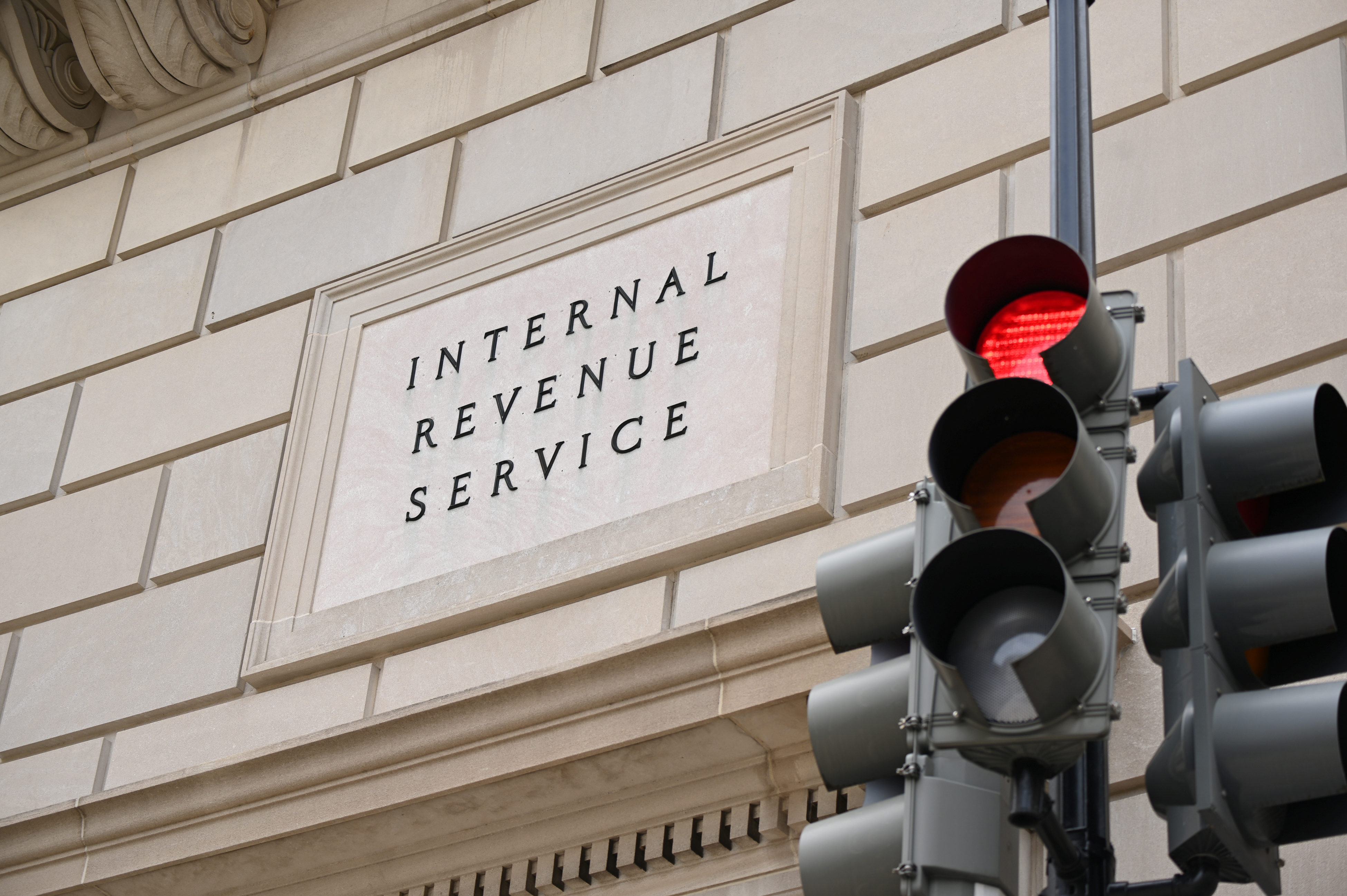 The Internal Revenue Service building is seen in Washington, U.S. September 28, 2020. REUTERS/Erin Scott