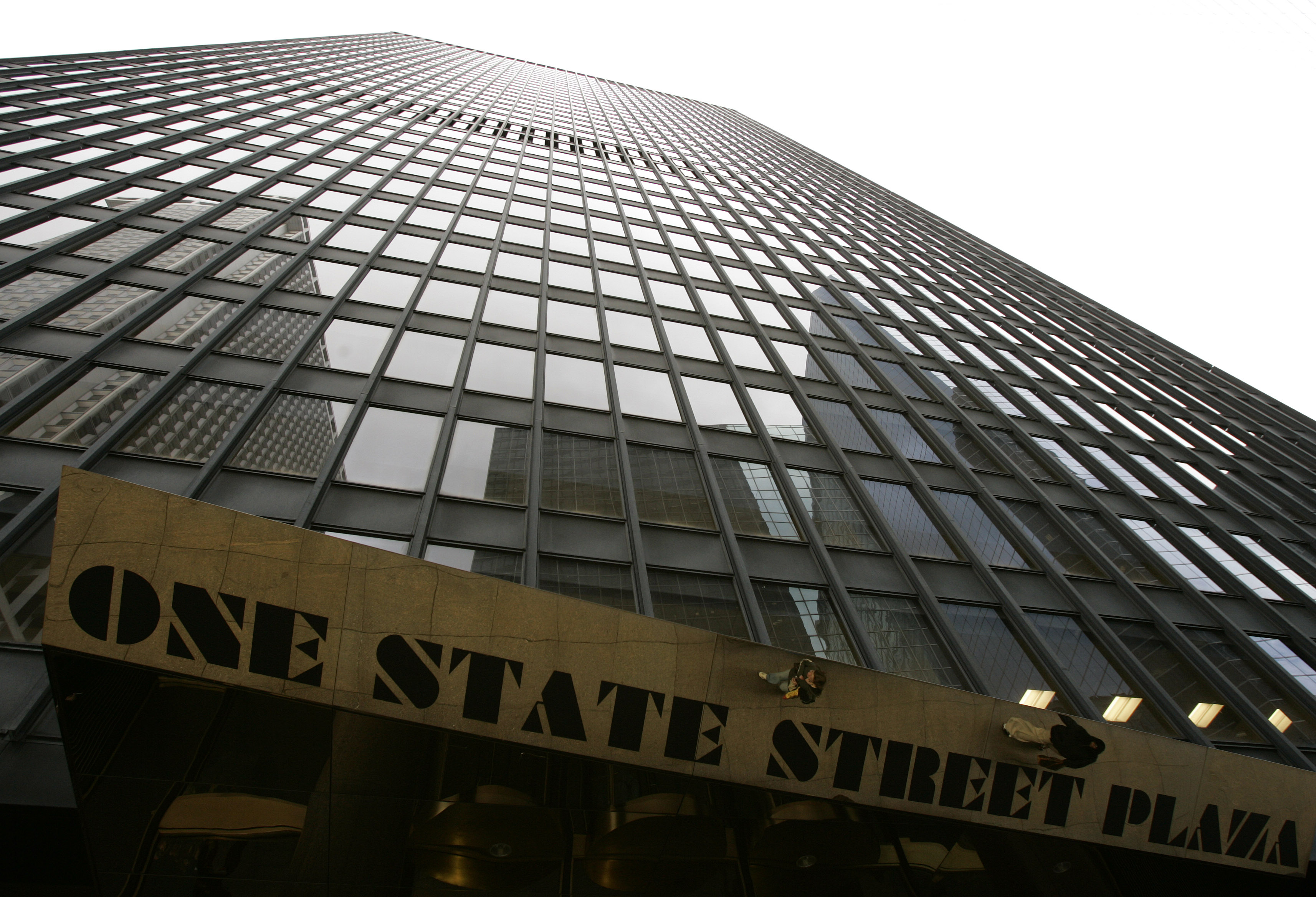 The Ambac building at One State Street Plaza is seen in New York March 5, 2008. REUTERS/Joshua Lott