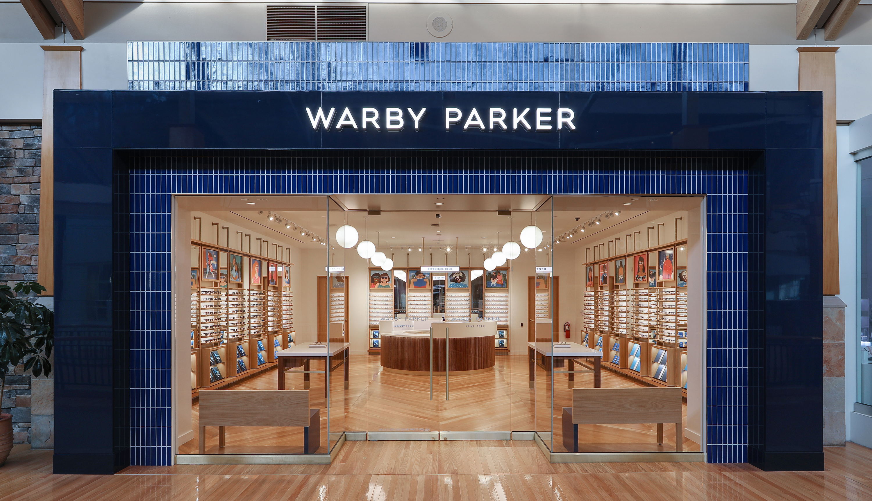 Undated handout image of a Warby Parker location. Warby Parker/Handout via REUTERS