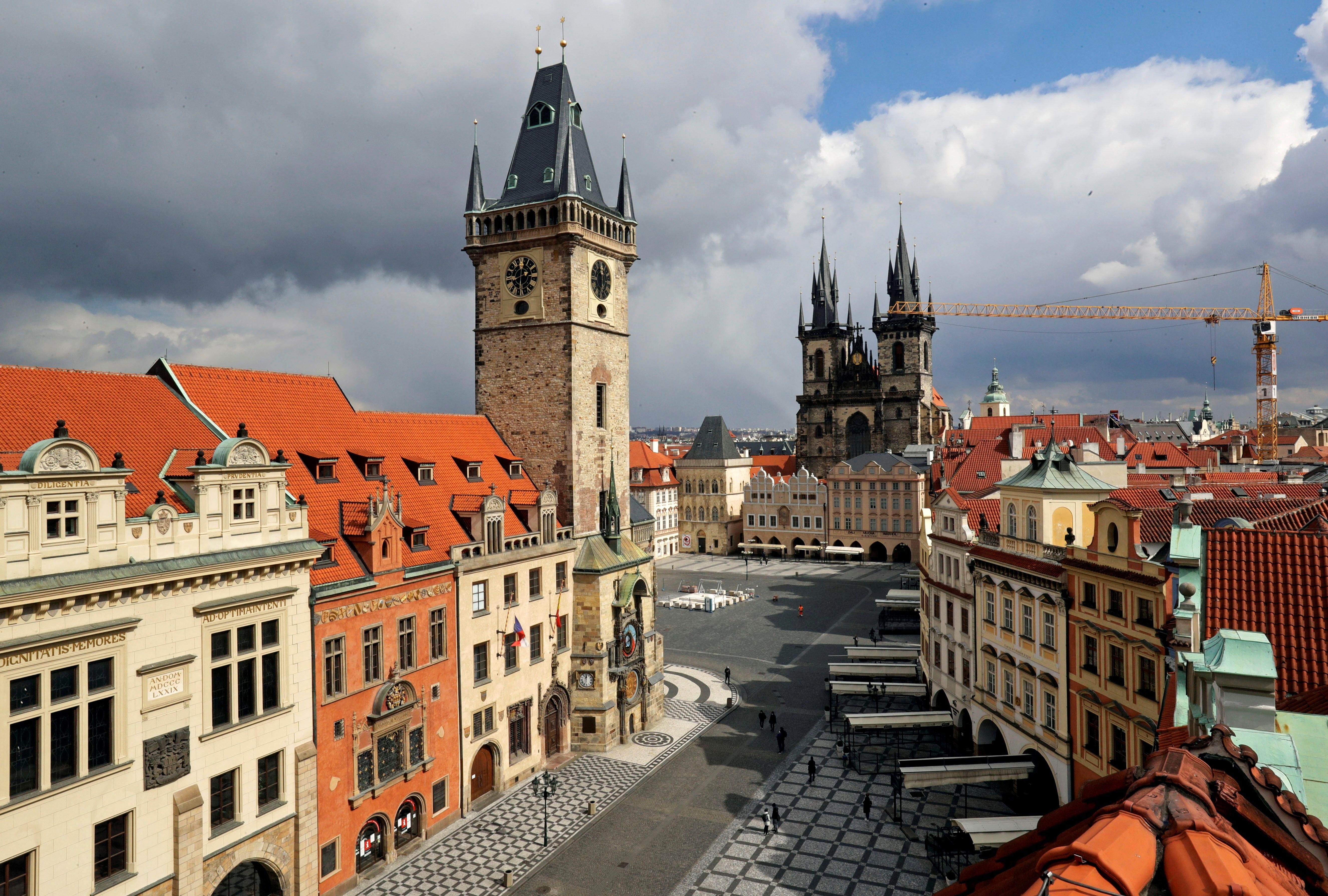 Streets czech Czech
