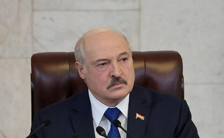 Belarusian President Alexander Lukashenko delivers a speech in Minsk, Belarus May 26, 2021. Press Service of the President of the Republic of Belarus/Handout via REUTERS/File Photo