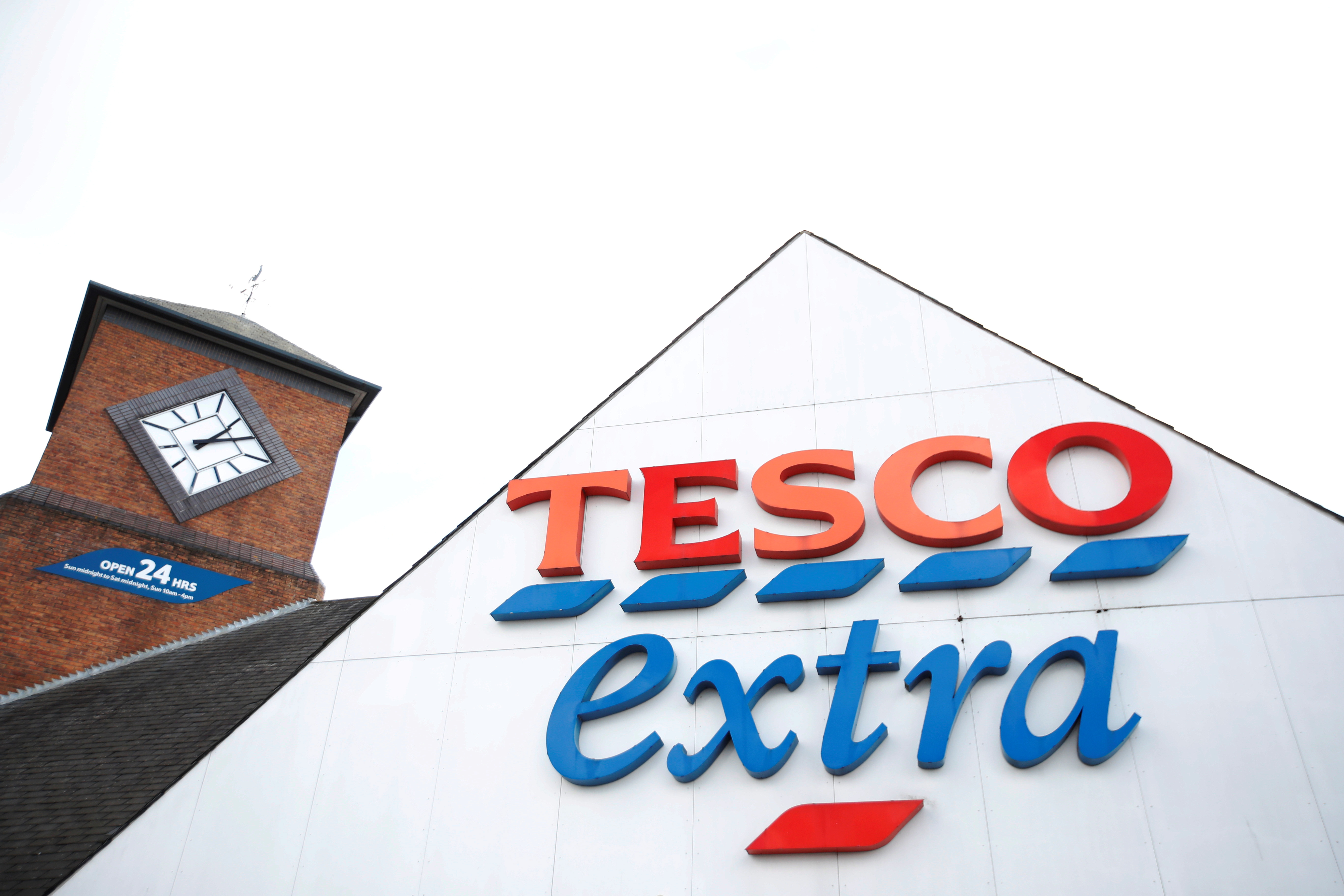 Tesco defies supply chain challenges to lift profit outlook