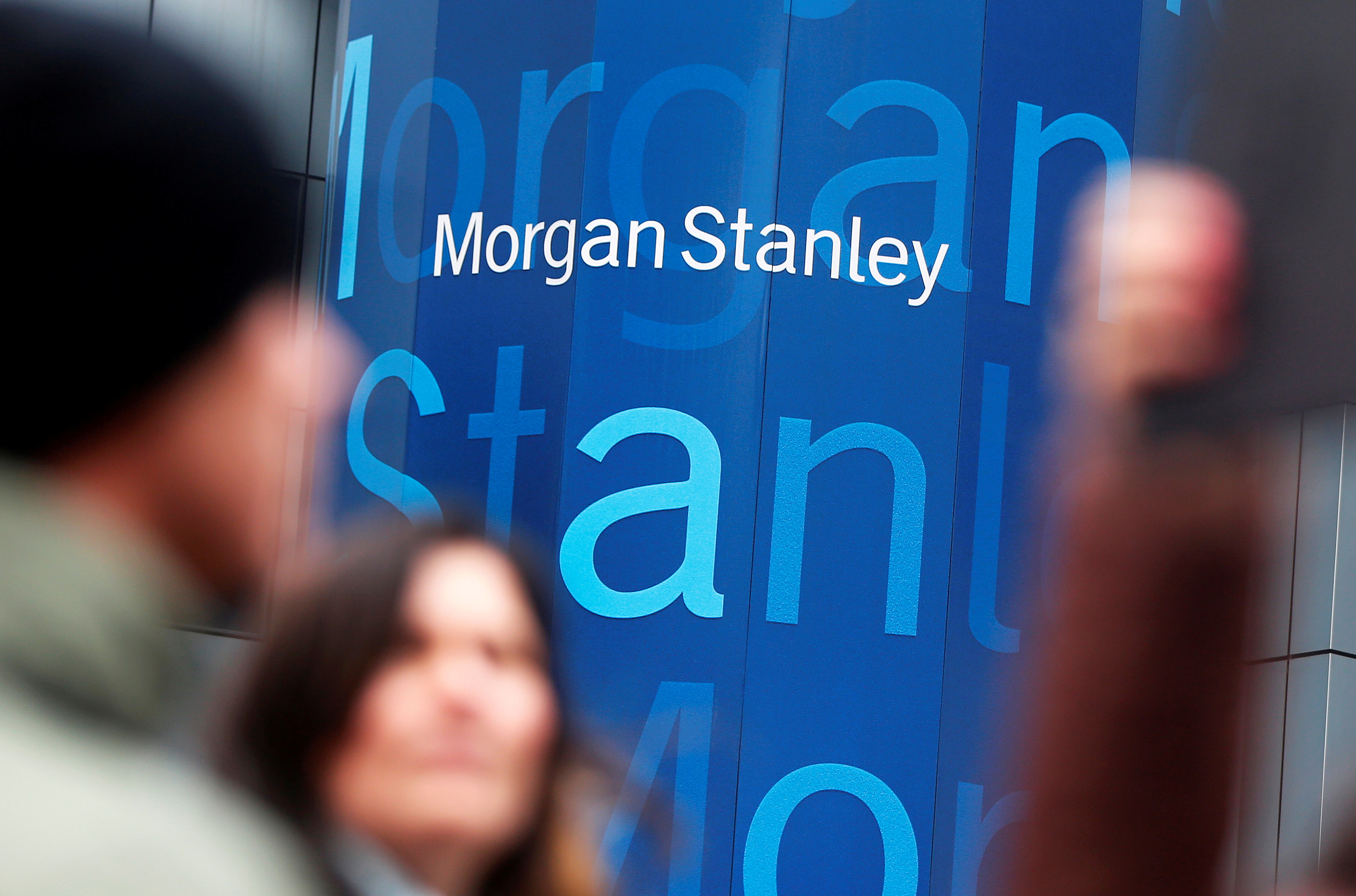 The headquarters of Morgan Stanley is seen in New York January 9, 2013. REUTERS/Shannon Stapleton/File Photo
