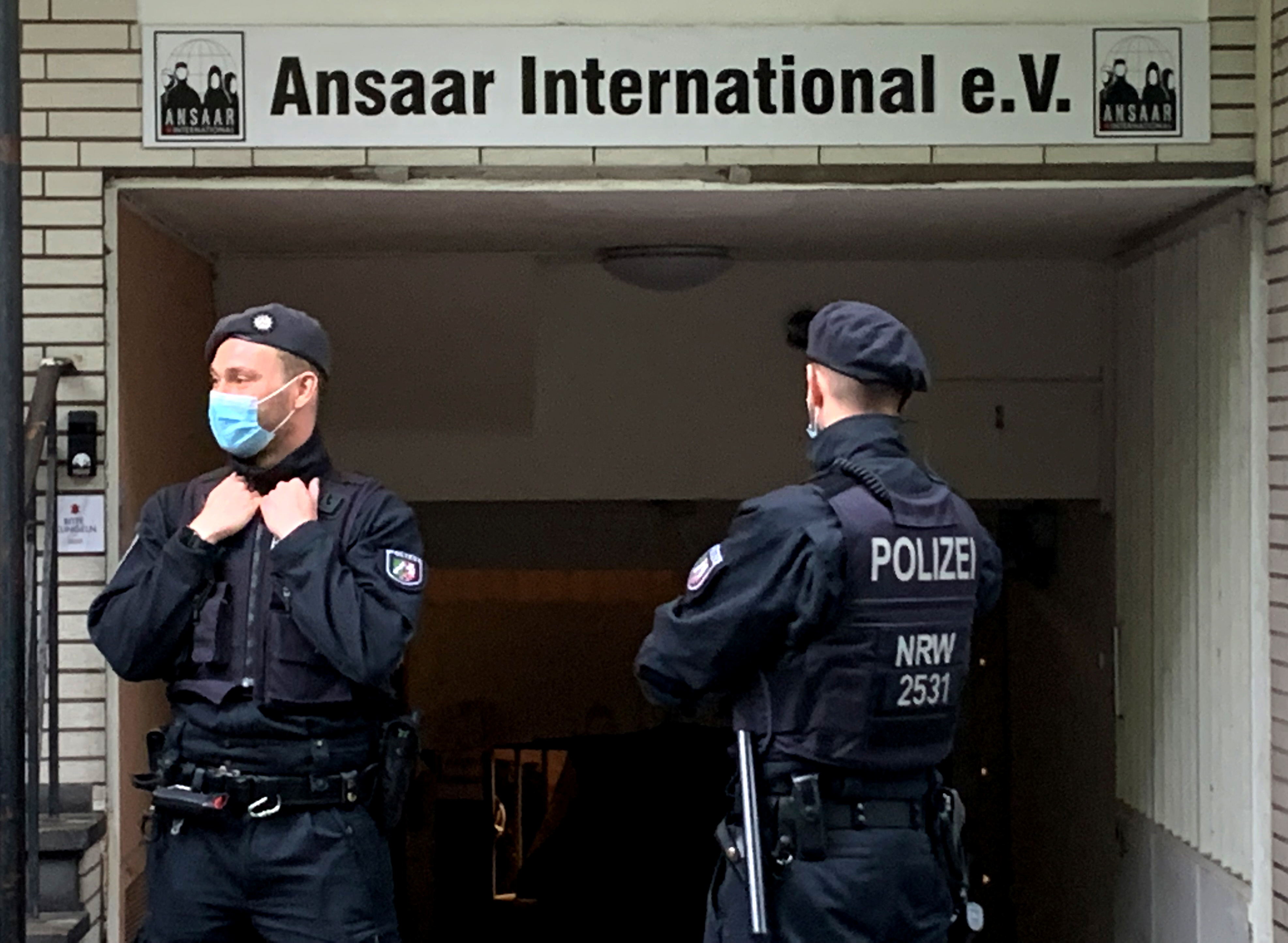 Germany bans Islamic group Ansaar over terrorism financing suspicions |  Reuters